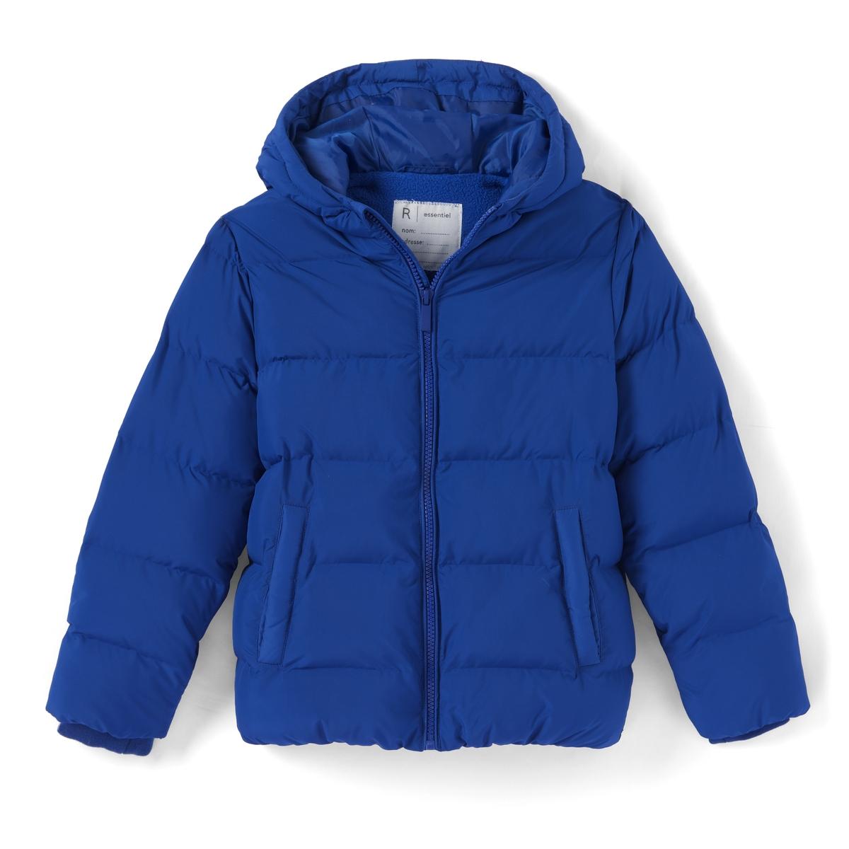 Куртка покроя оверсайз, 3-12 летОписание:Детали •  Зимняя модель •  Непромокаемая •  Застежка на молнию •  С капюшоном •  Длина : укороченнаяСостав и уход •  100% полиэстер •  Наполнитель : 100% полиэстер • Не стирать •  Деликатная сухая чистка / не отбеливать •  Не использовать барабанную сушку •  Не гладить<br><br>Цвет: синий морской,синий<br>Размер: 12 лет -150 см.10 лет - 138 см.6 лет - 114 см.5 лет - 108 см.12 лет -150 см.10 лет - 138 см.8 лет - 126 см.5 лет - 108 см