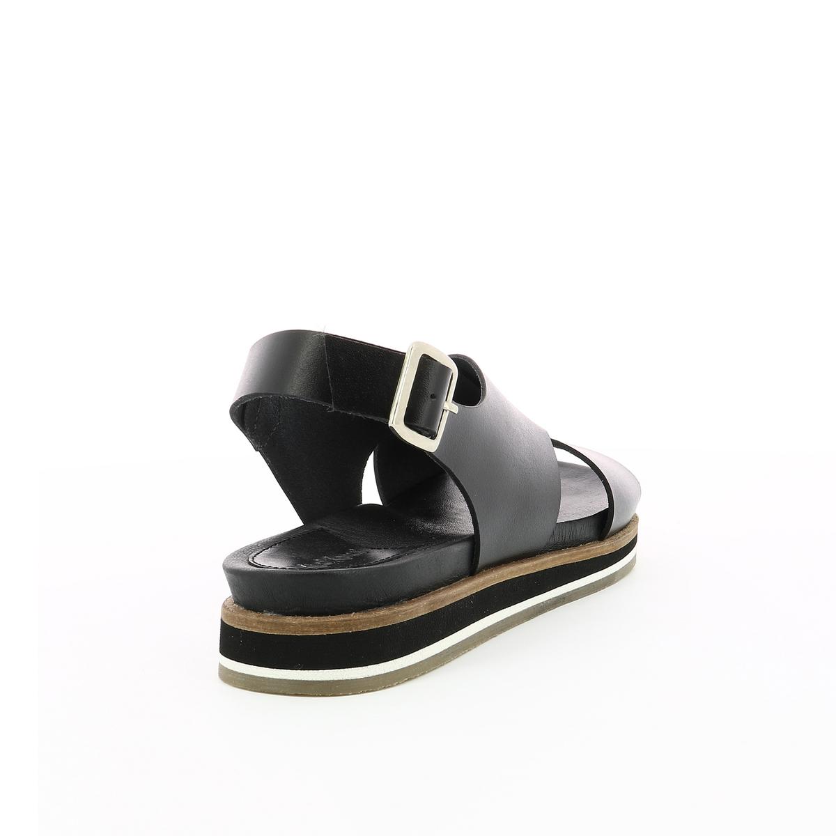 Imagen adicional 3 de producto de Sandalias de piel Océanie - Kickers
