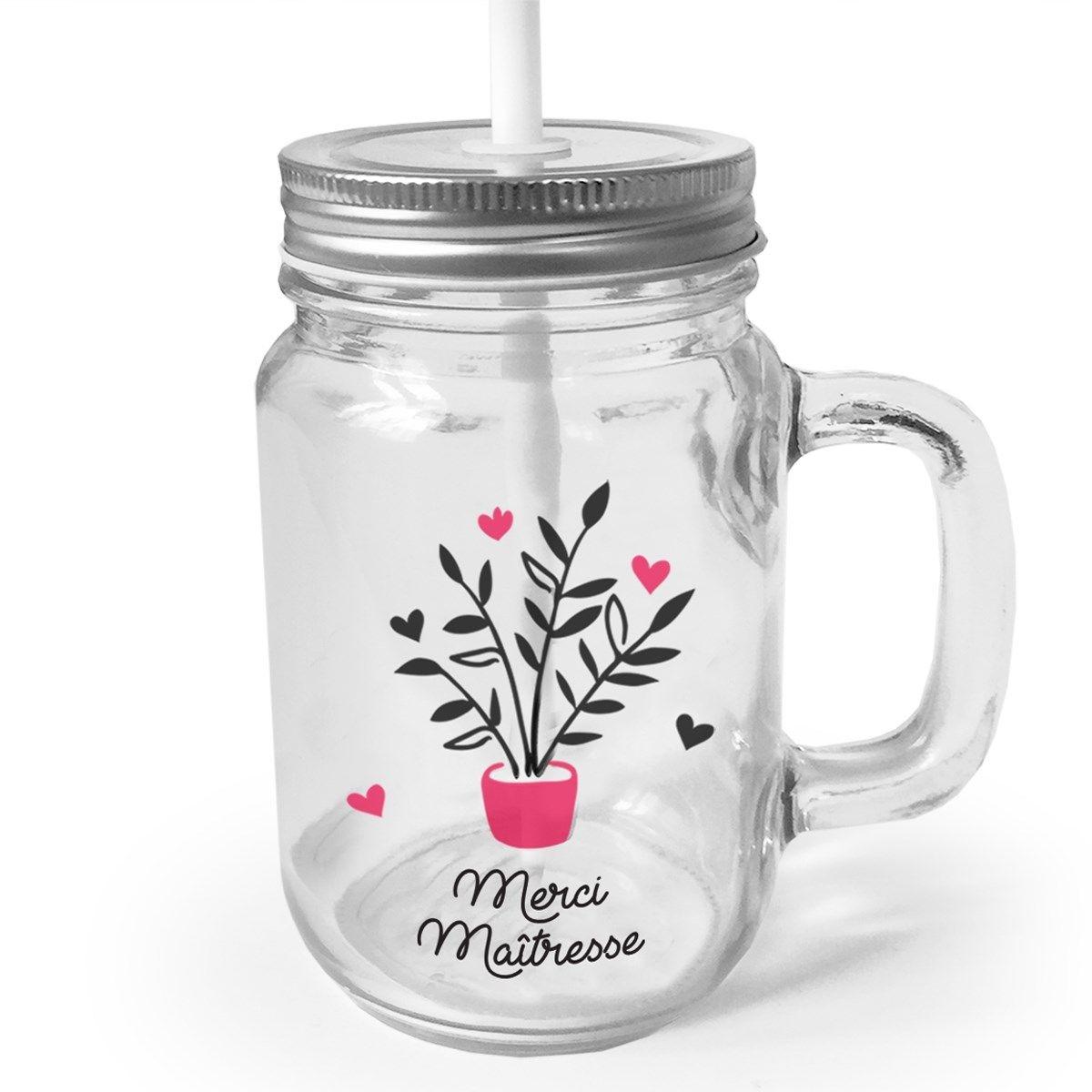 Mug cadeau maîtresse