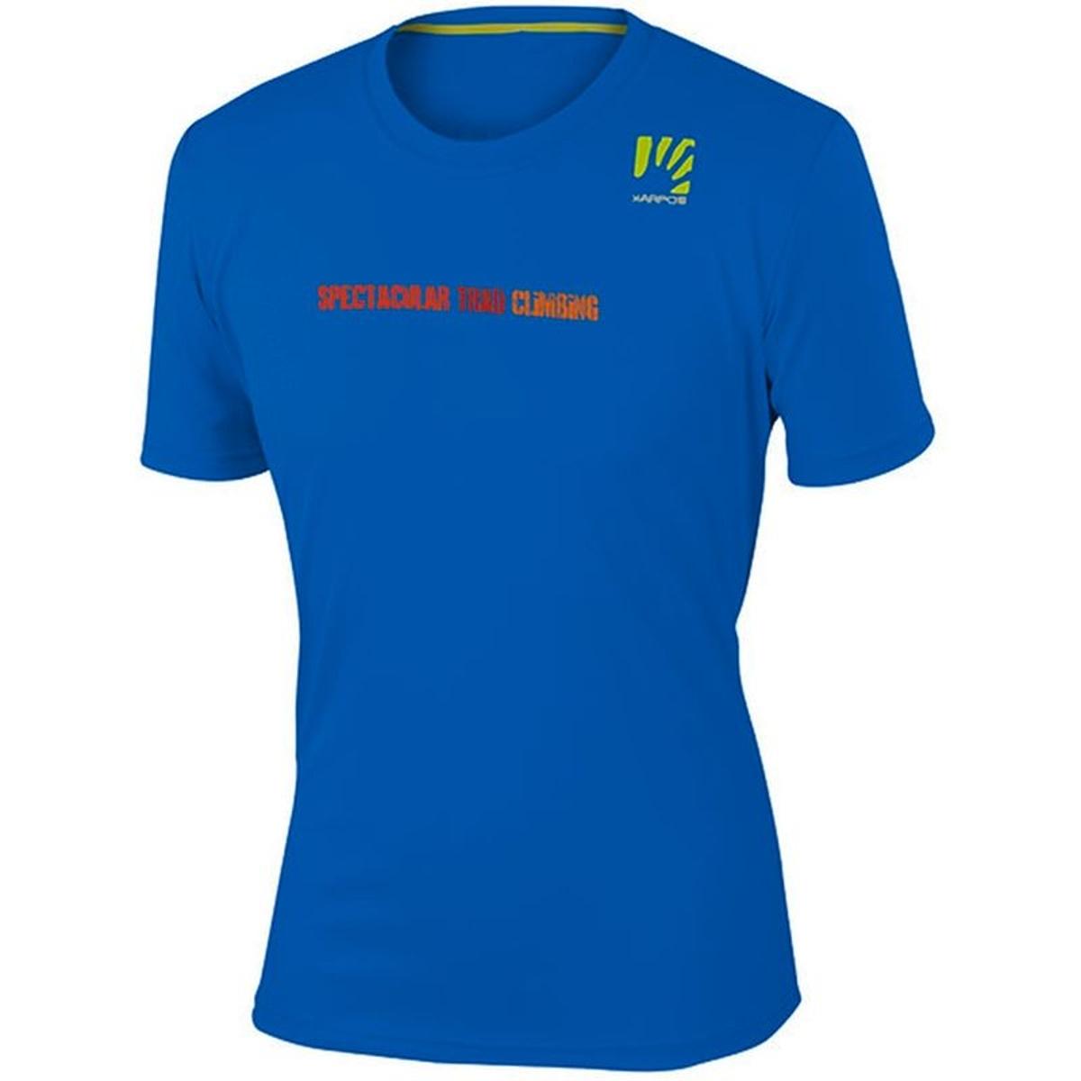 Fantasia - T-shirt manches courtes Homme - bleu