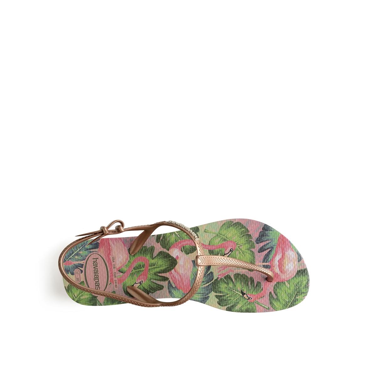 Imagen principal de producto de Sandalias con tacón plano - Havaianas