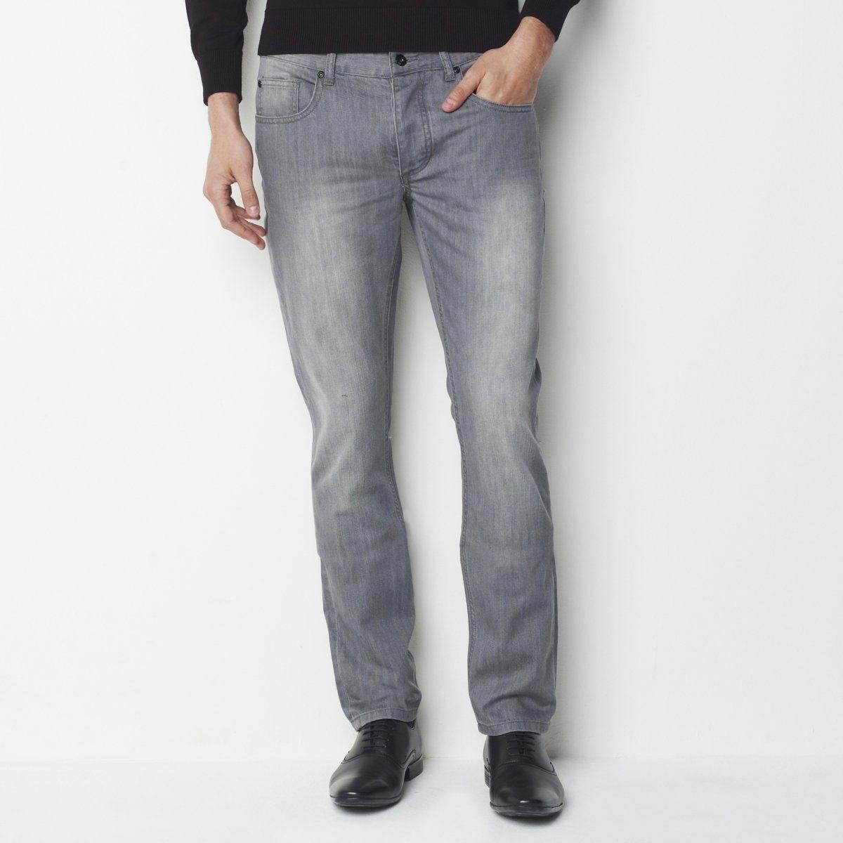 Джинсы узкие, длина 34 джинсы расклешенные длина 34