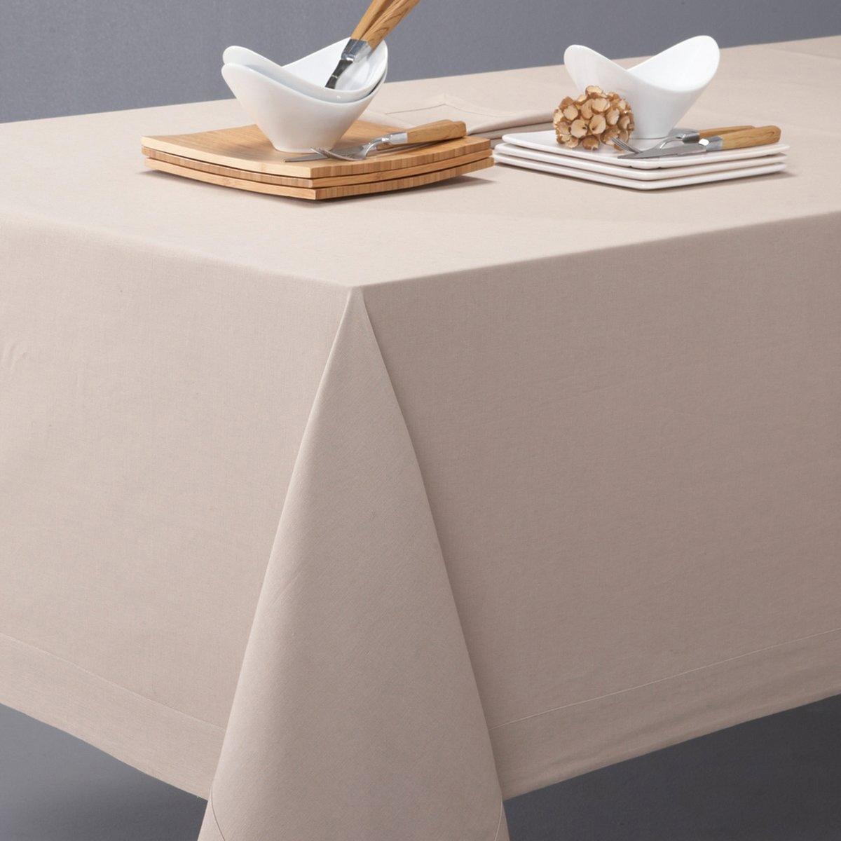 Скатерть из полушерстяной ткани, BORDERНатуральная полушерстяная ткань из волокон льна и хлопка, мягкая и устойчивая к стиркам.Широкие подшитые края шириной 7 см на лицевой стороне.<br><br>Цвет: антрацит,бежевый,белый,гранатовый,розовая пудра,светло-серый,Серо-синий,шафран<br>Размер: 150 x 300.150 x 150  см.150 x 200  см.150 x 250  см.150 x 250  см.150 x 200  см.150 x 250  см