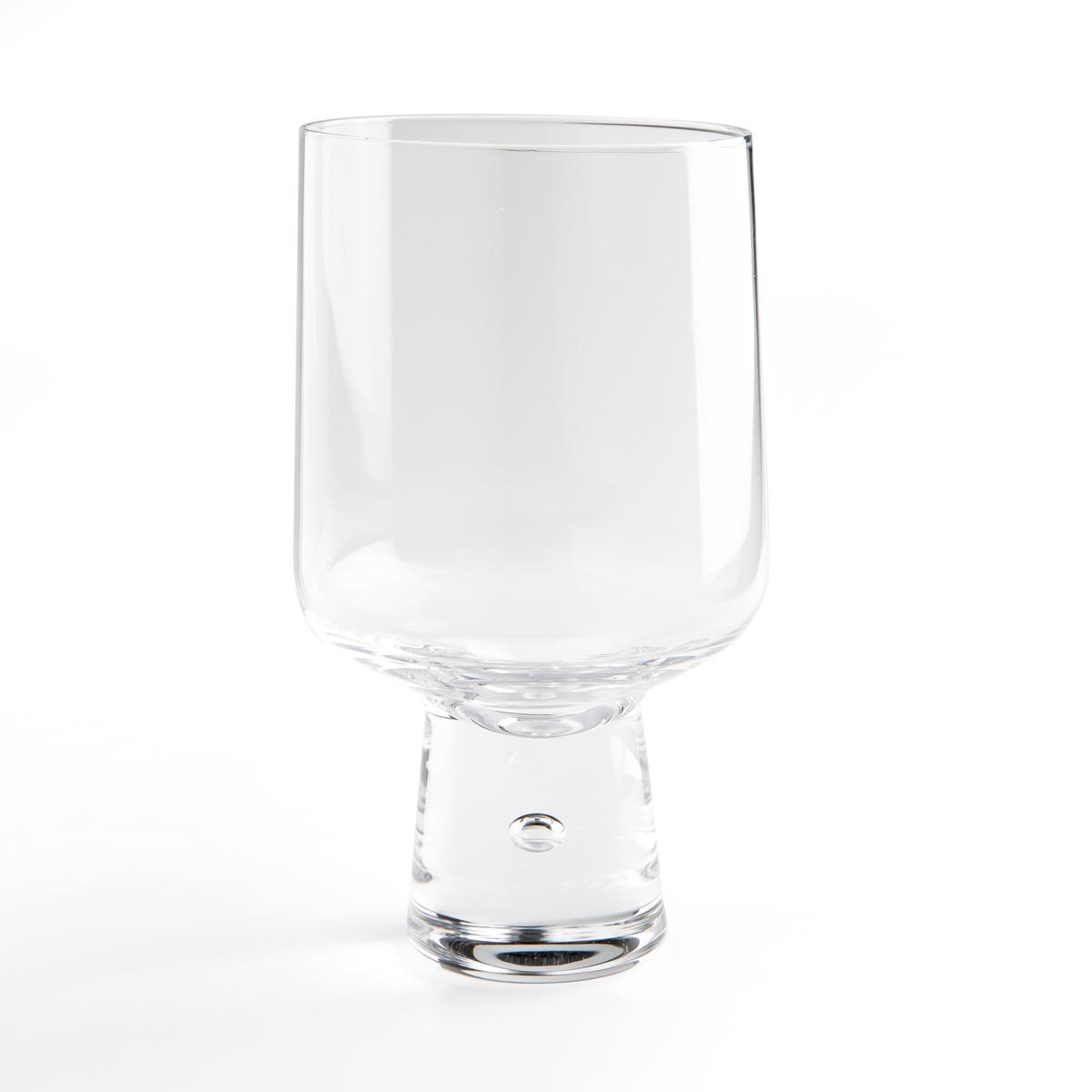 6 бокалов LaRedoute Для воды Albdo единый размер другие набор laredoute из 6 стаканов troquet единый размер другие