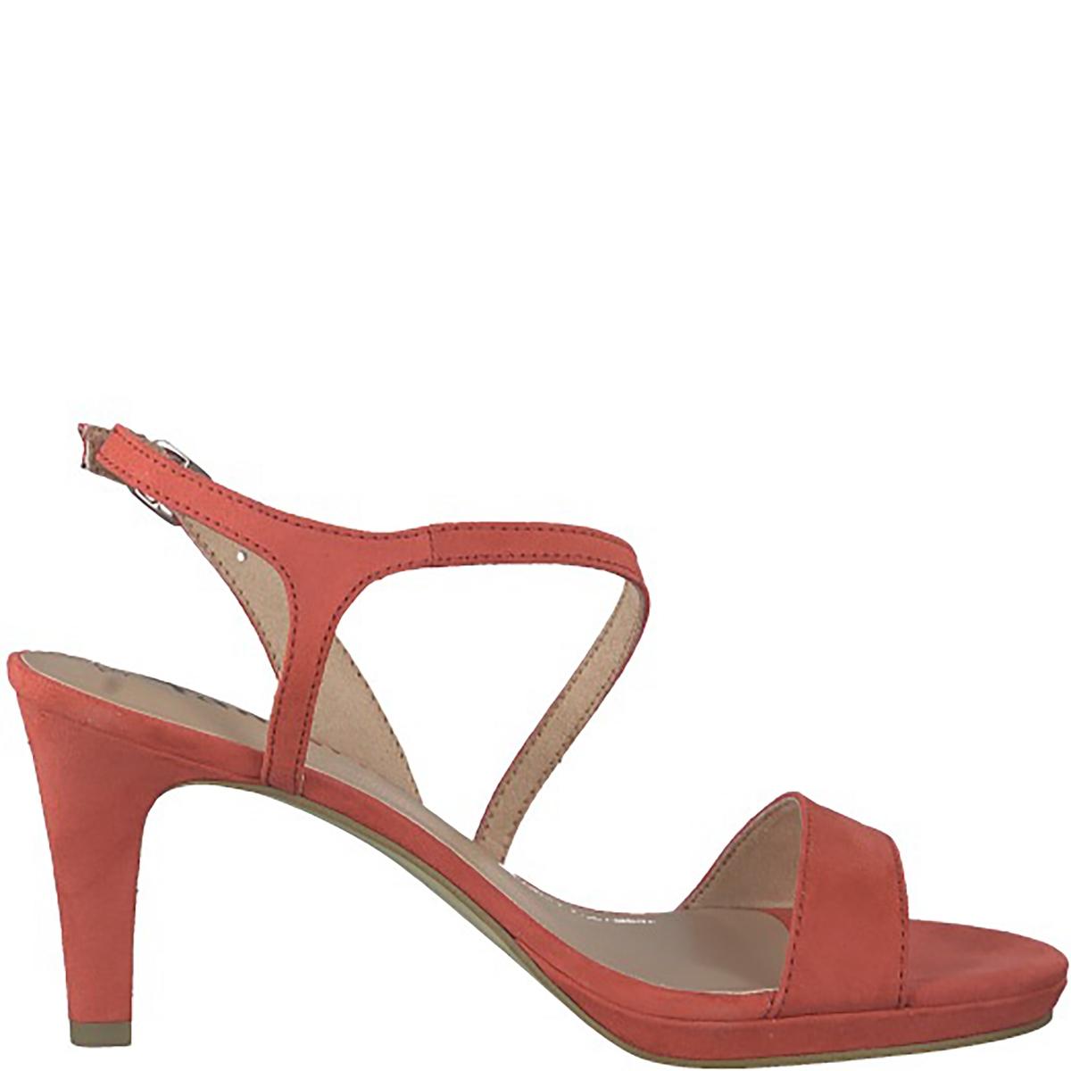 Босоножки на каблуке Paduli слипоны tamaris tamaris ta171awhya92