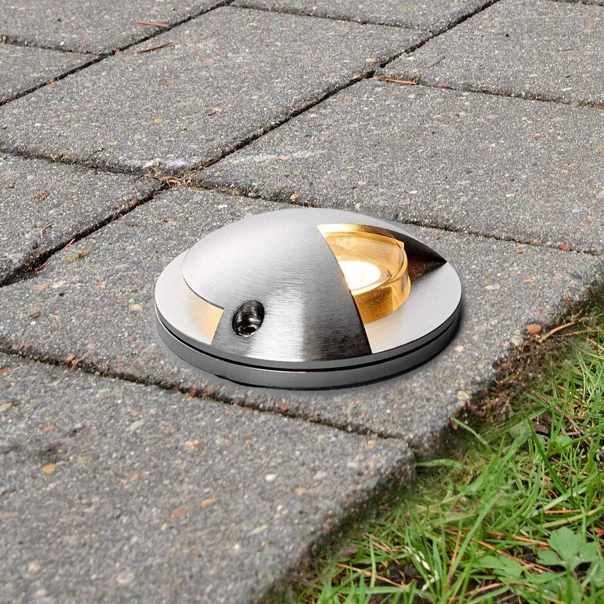"""LED Spot encastrable dans le sol en Aluminium """"Syan"""""""