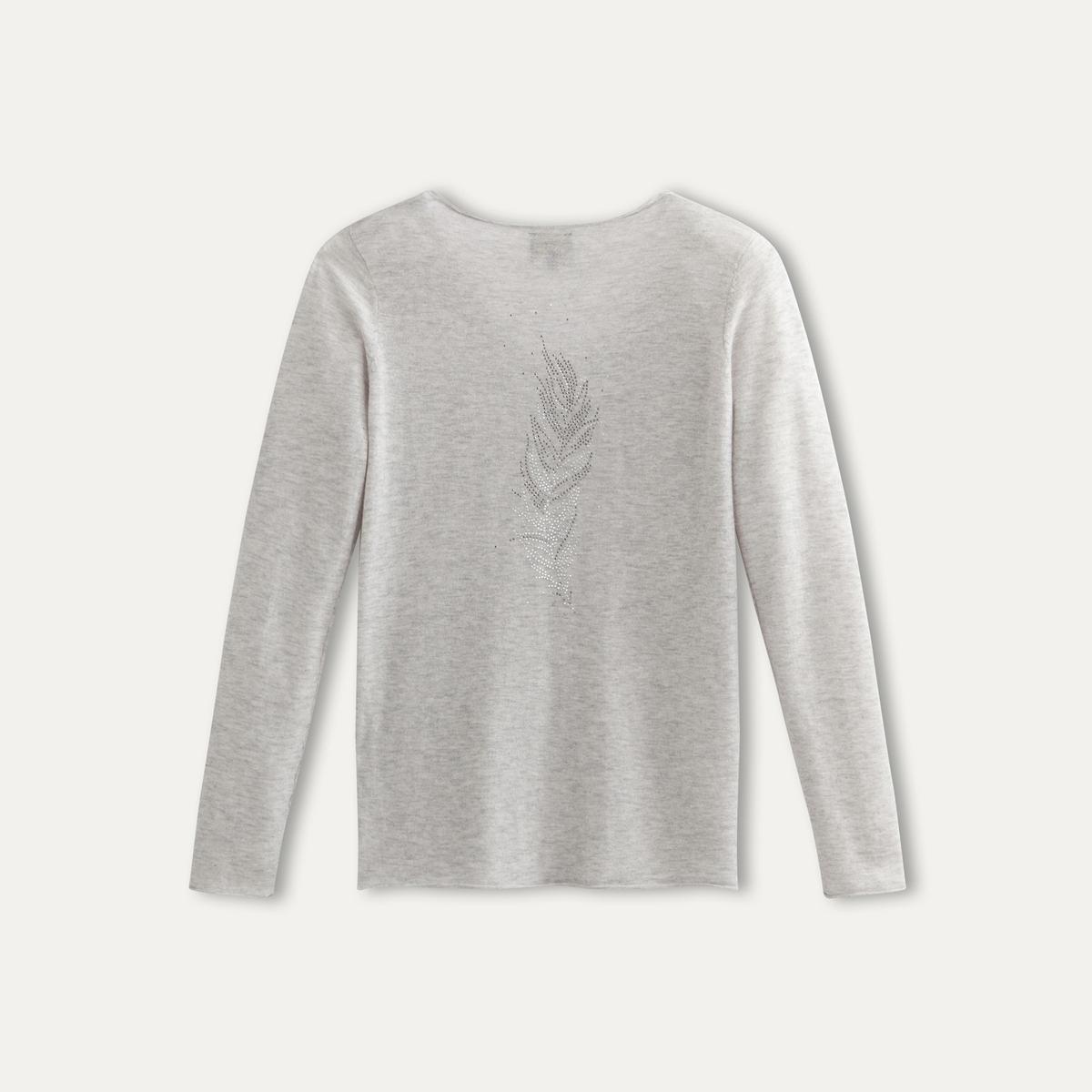 Пуловер VALENTINСостав и описание    Материал : 100% кашемир   Марка : BERENICE<br><br>Цвет: серый
