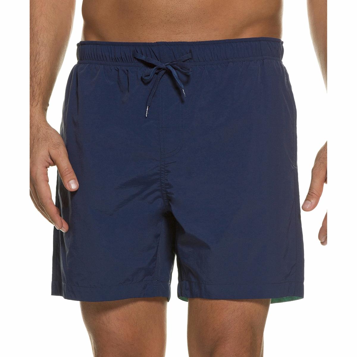 Шорты пляжныеПляжные шорты JP1880. Быстро сохнут. Эластичный пояс и шнурок, небольшой рисунок внизу. Вшитые трусы из сетчатого материала. 100% полиамид. Подкладка: 100% полиэстер. Длина по внутр.шву ок.. 15 см<br><br>Цвет: синий морской