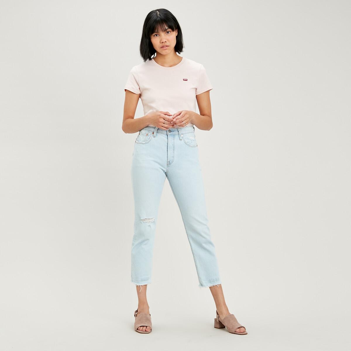 Camiseta PERFECT TEE, cuello redondo y manga corta