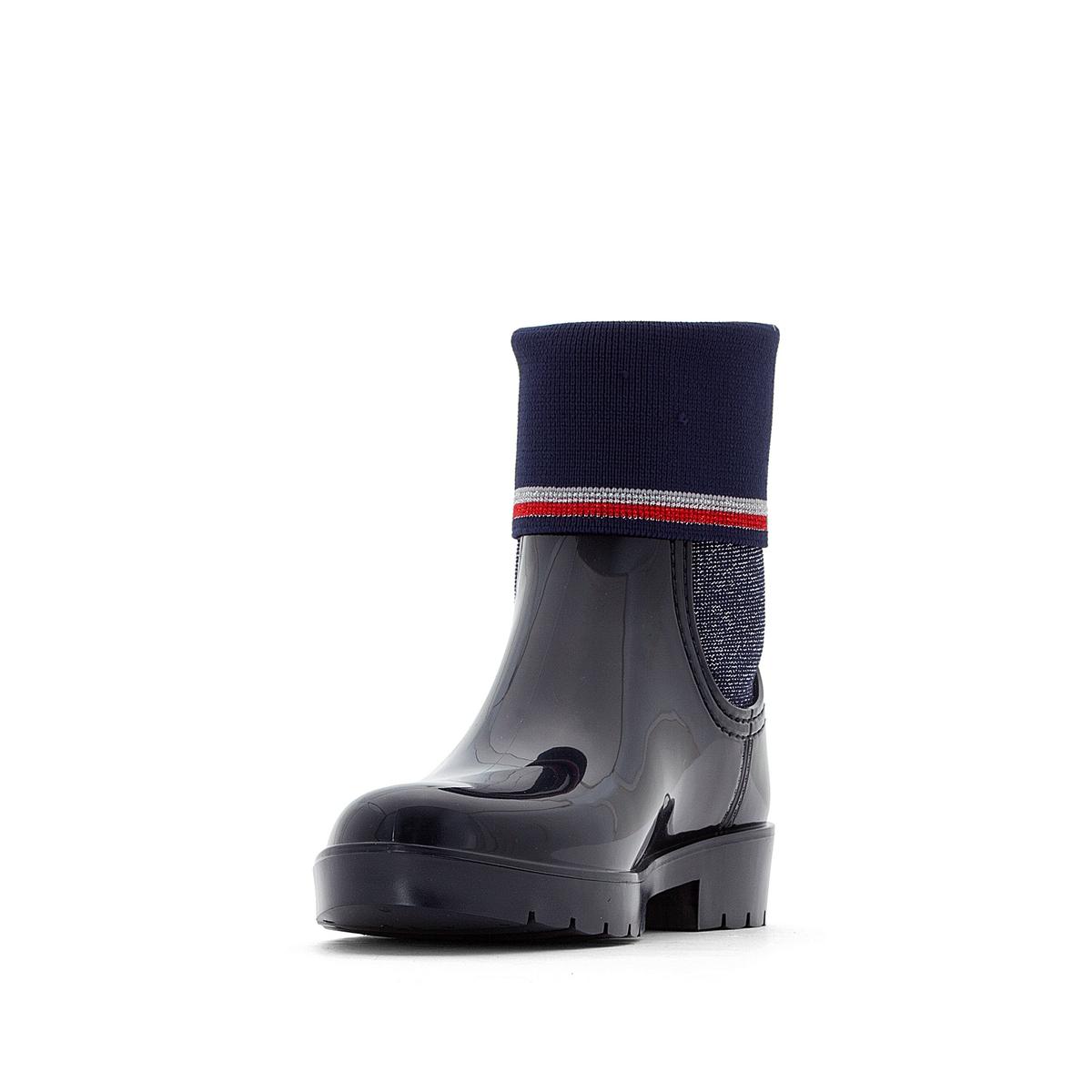 Imagen secundaria de producto de Botas de agua Knitted Sock - Tommy Hilfiger