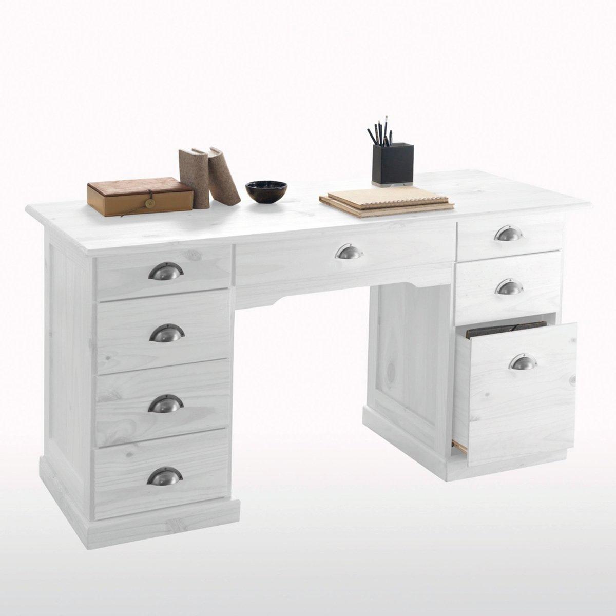Стол письменный из массива сосны Betta стол письменный из массива сосны окраска под тик derry