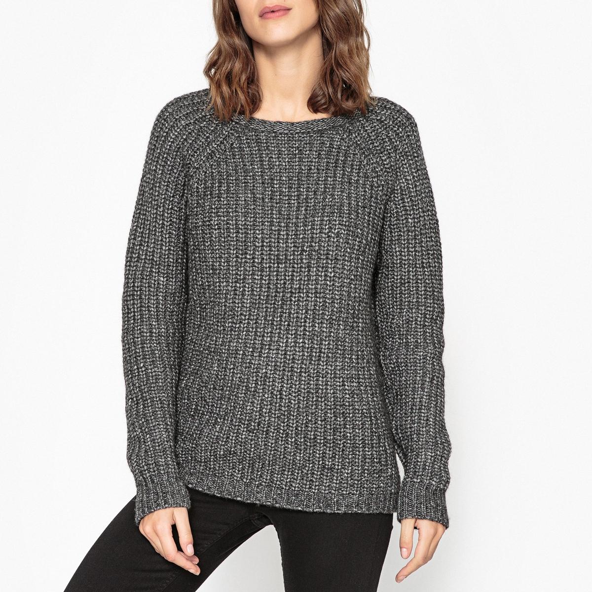 Пуловер из плотного трикотажа HENRI