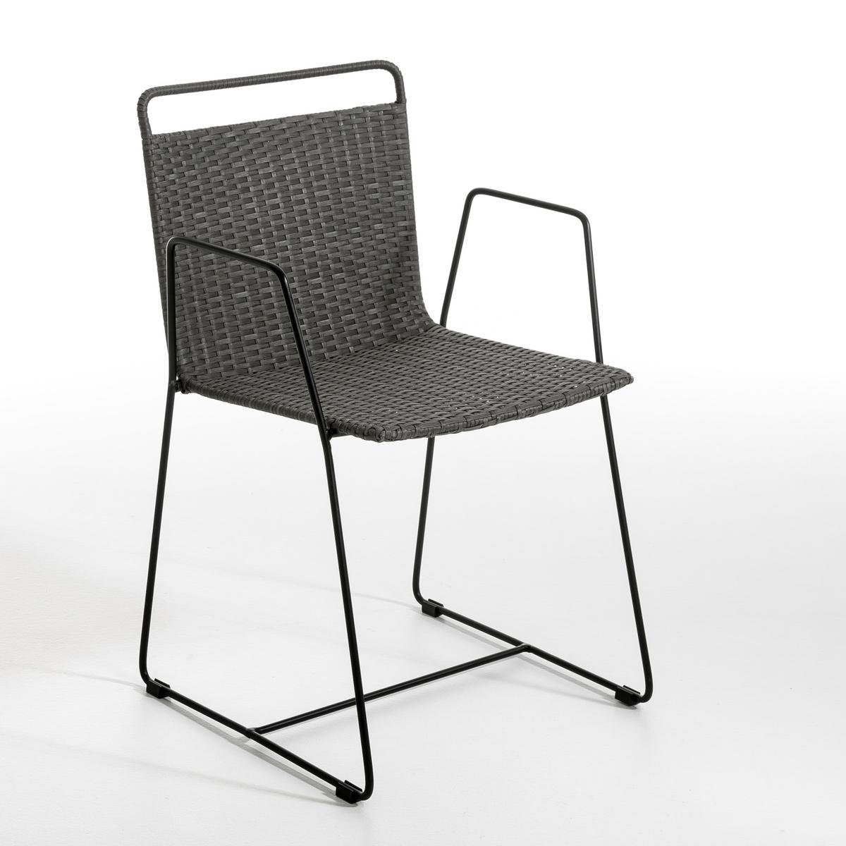 Кресло обеденное для сада Ambros, дизайн Э. Галлины