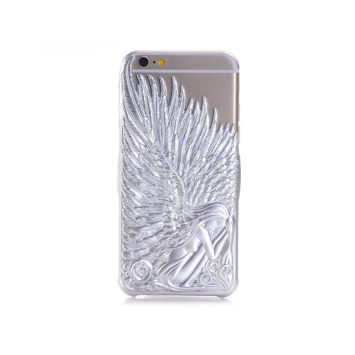 Coque rigide Angel argenté pour Apple iPhone 6 Plus
