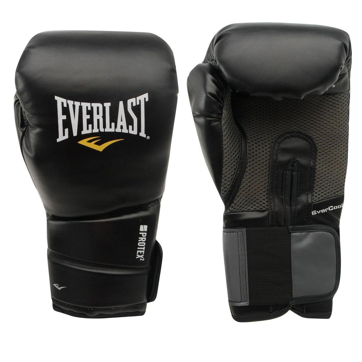 Protex 2 Gants de boxe entrainement