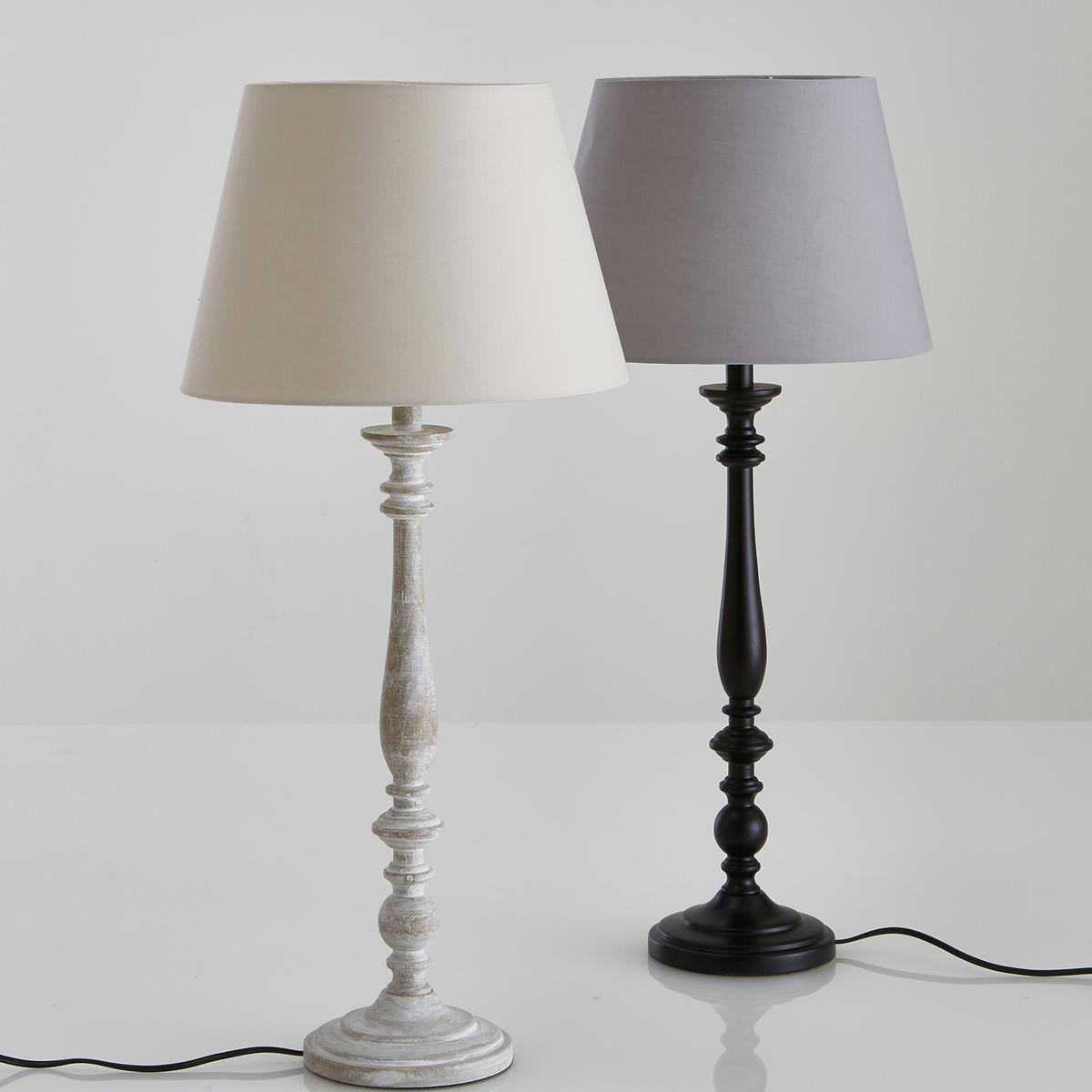 Lampada da tavolo in gomma, Kanatta