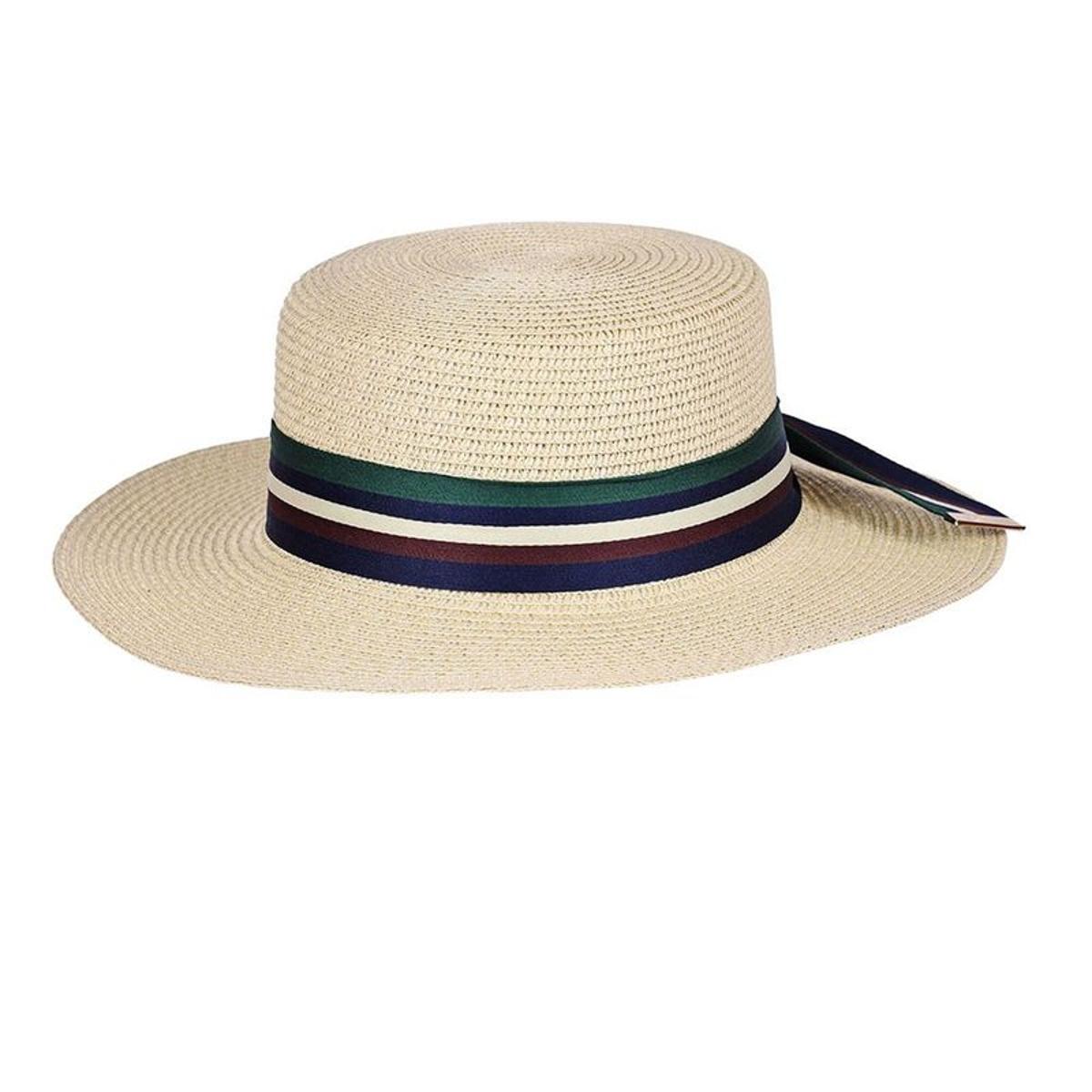 Chapeau canotier Matéo - Taille réglable
