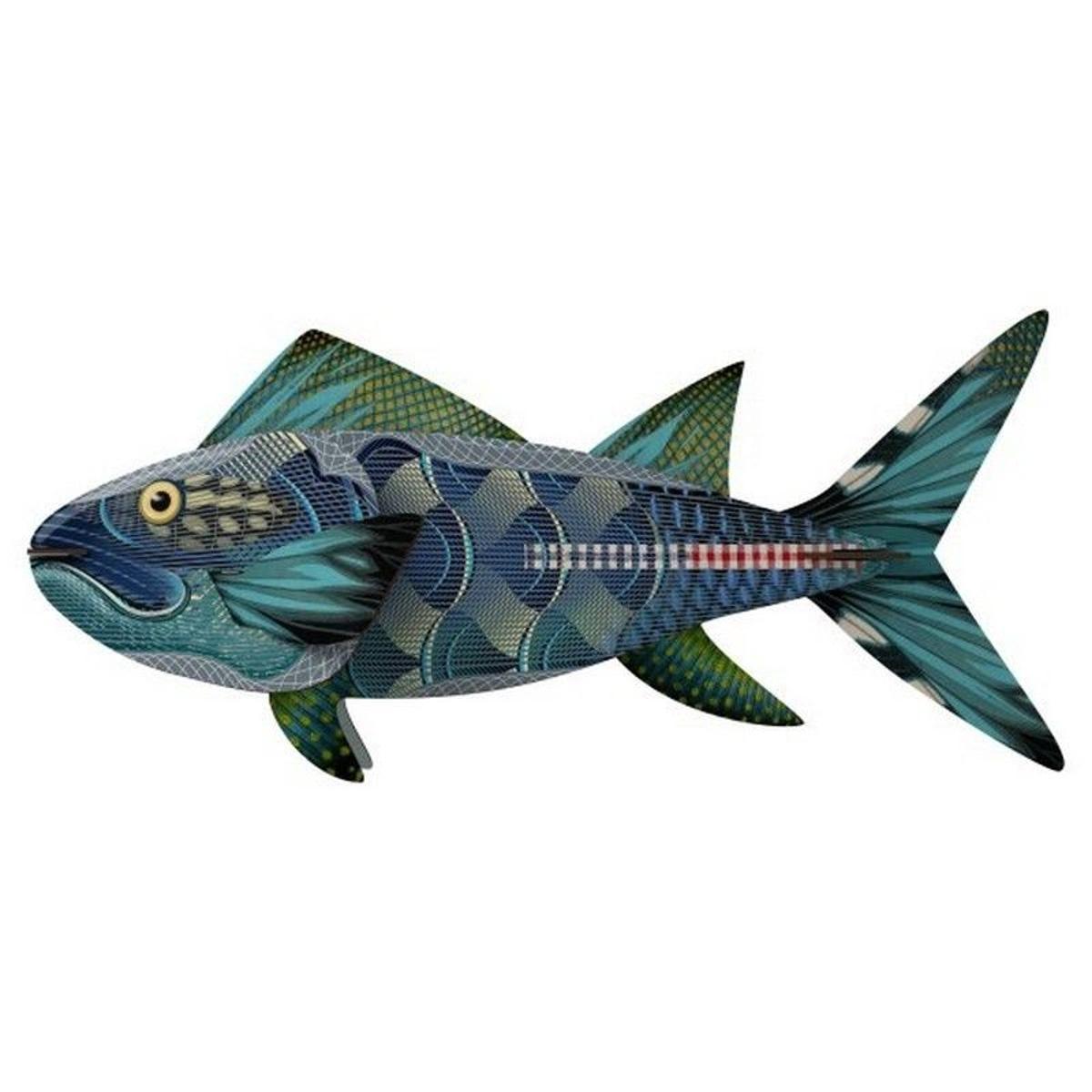 poisson Trophée décoratif Miguel