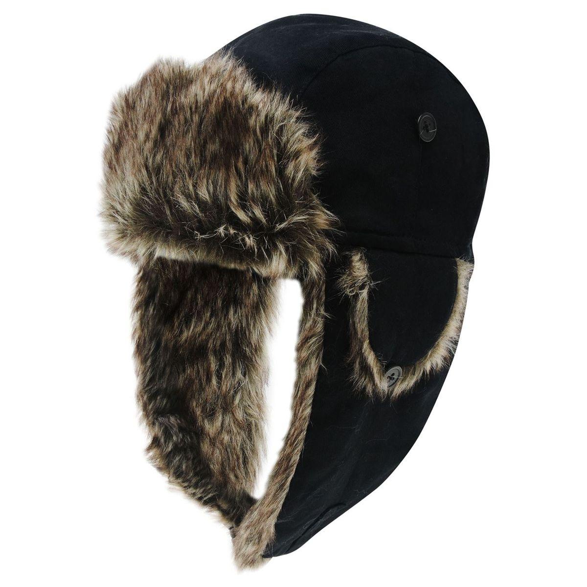 Chapeau de trappeur