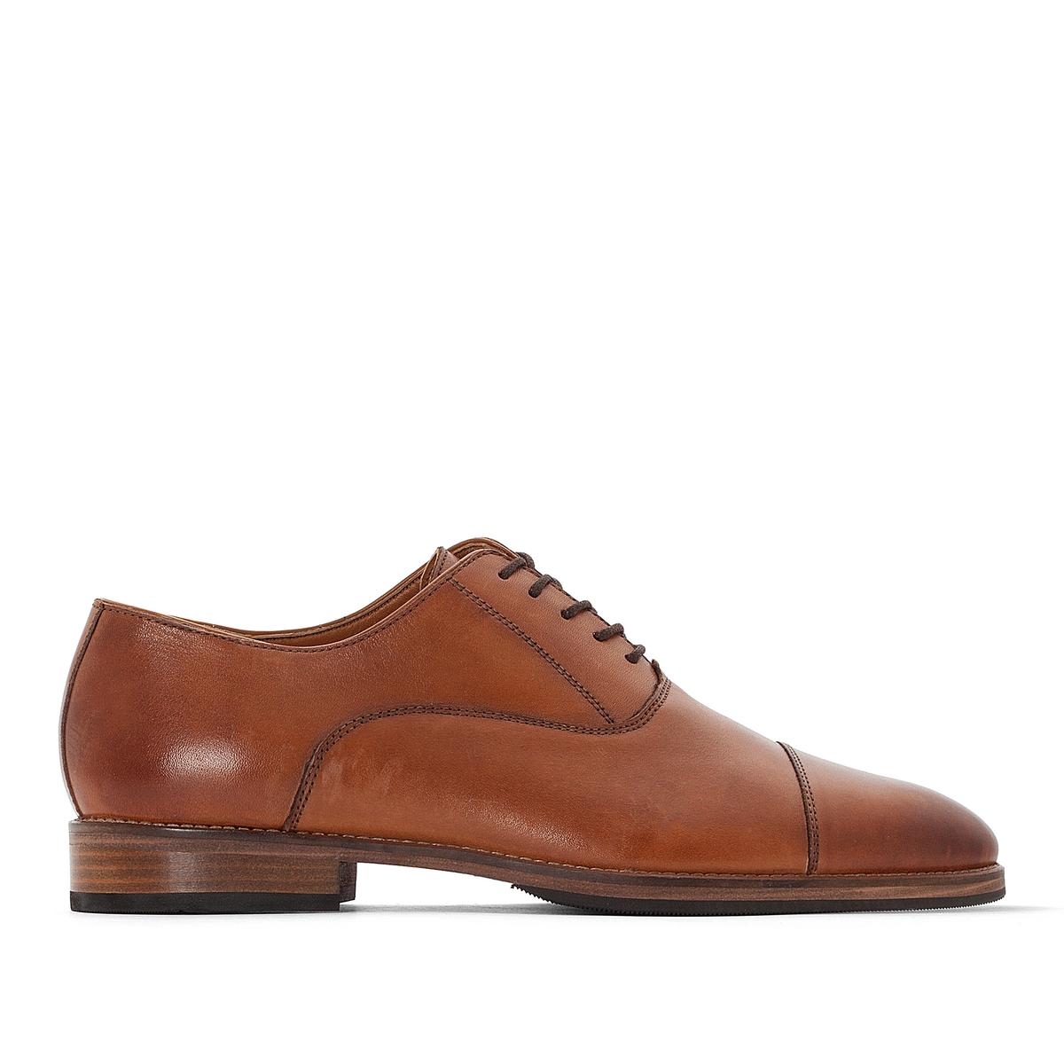 Ботинки-дерби кожаные ботинки дерби кожаные whitlock