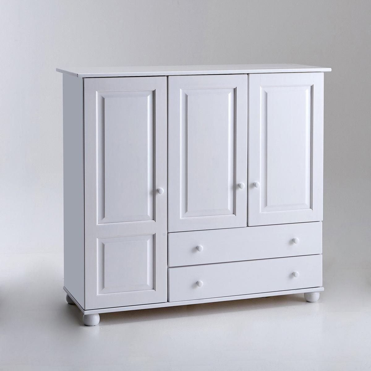 Шкаф платяной из массива сосны Redmond шкаф для белья из массива сосны в120 см redmond