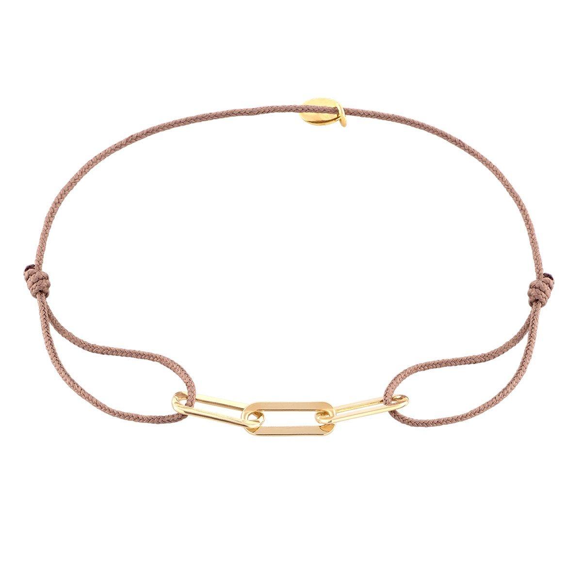 Bracelet en Argent 925/1000 Doré