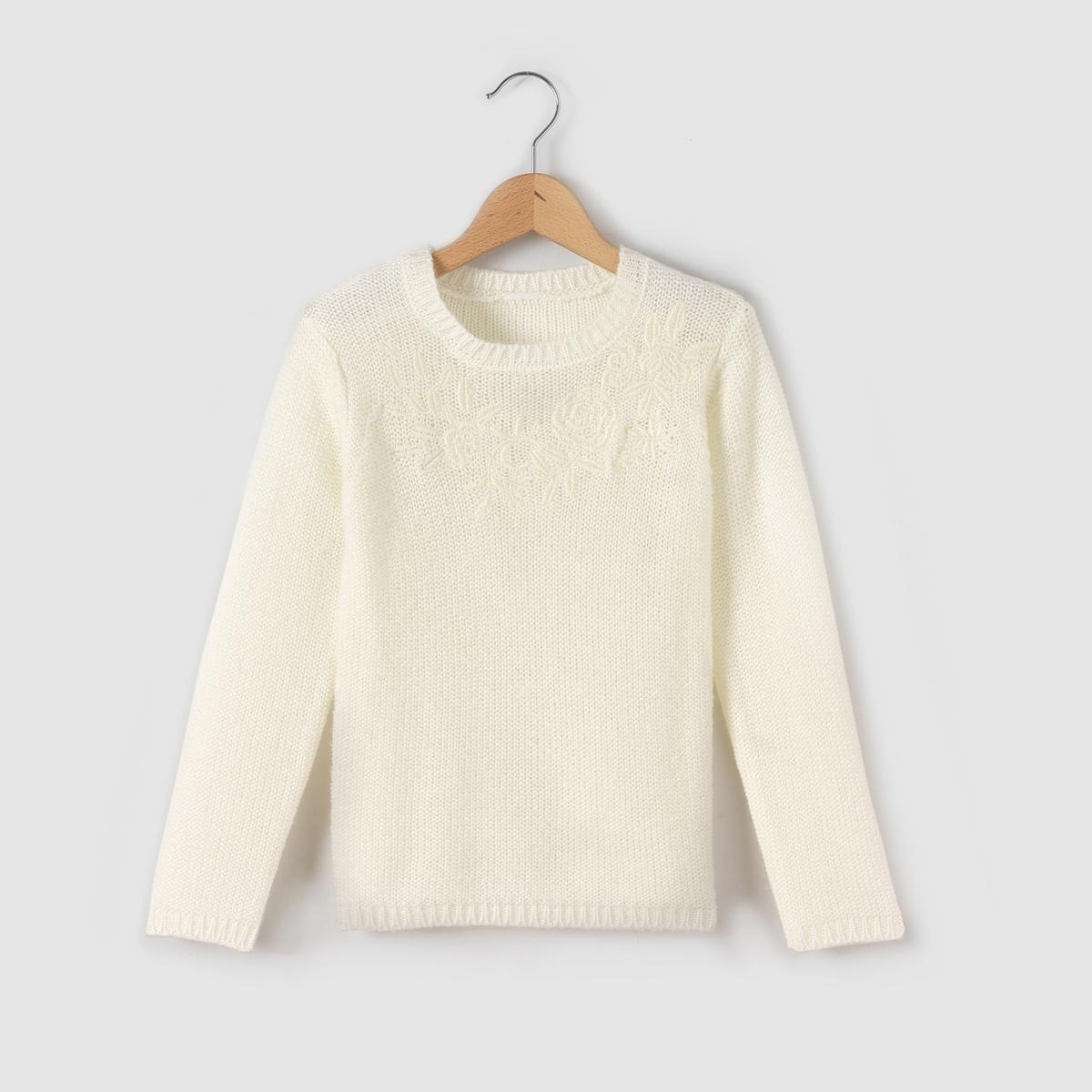 Пуловер, 3-12 лет