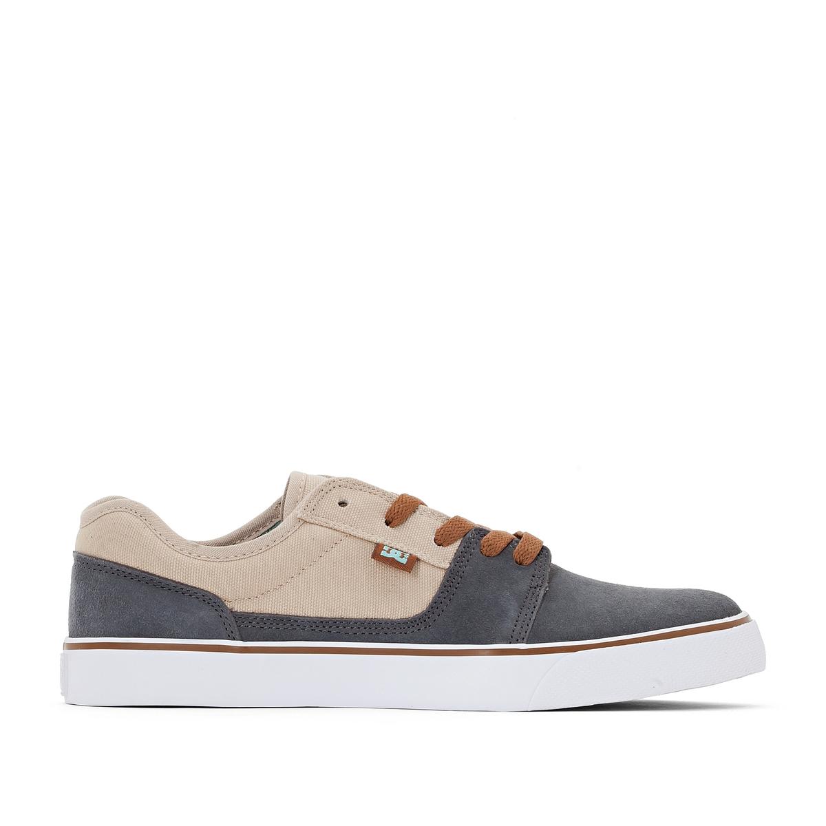 Кеды TONIK M SHOE TS1Подкладка : текстиль.          Стелька : текстиль.         Подошва : каучук.         Форма каблука : Плоский каблук         Носок : Закругленный.          Застежка : шнуровка.<br><br>Цвет: серый/бежевый