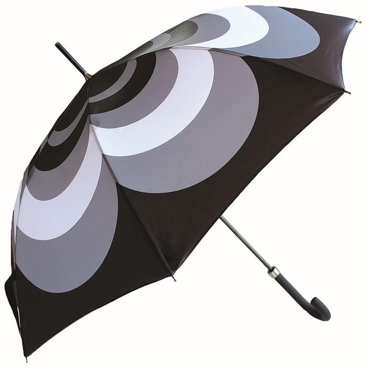 Parapluie Neyrat Autun - Aspect fleur grise