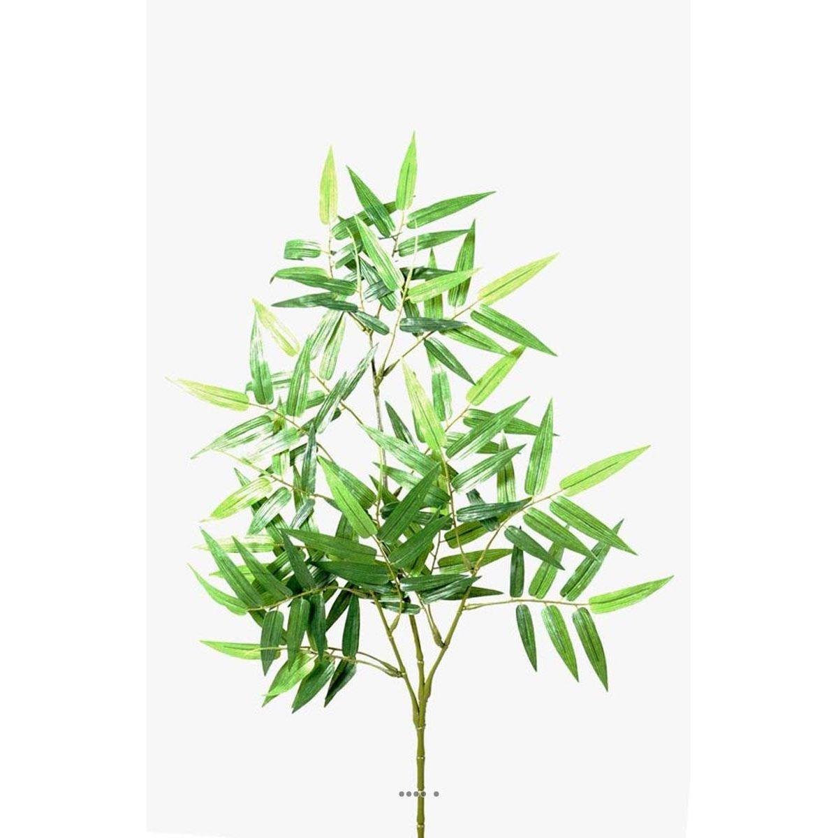 Branche de Bambou artificiel H 55 cm Largeur 35 cm