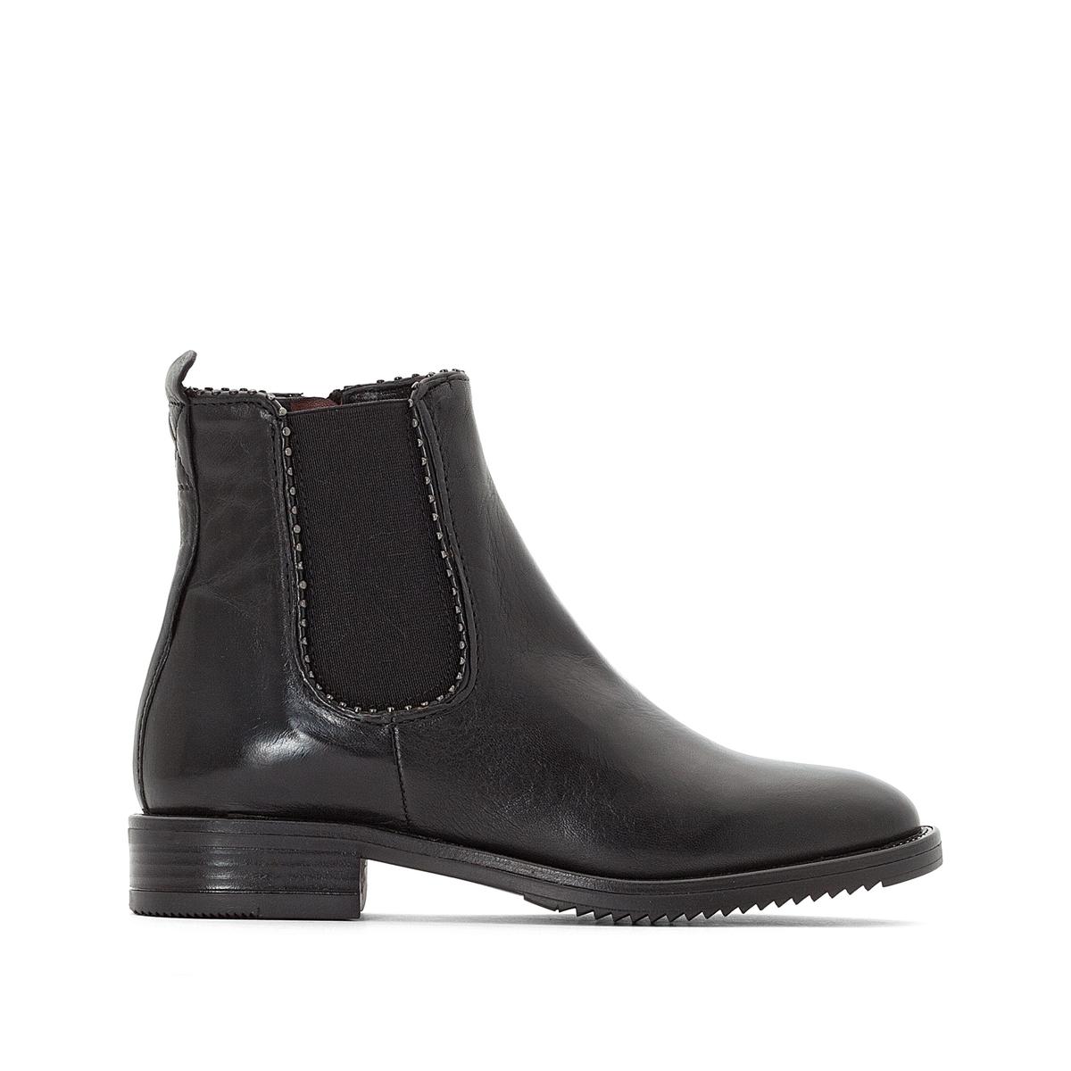 Ботинки-челси кожаные Zarko