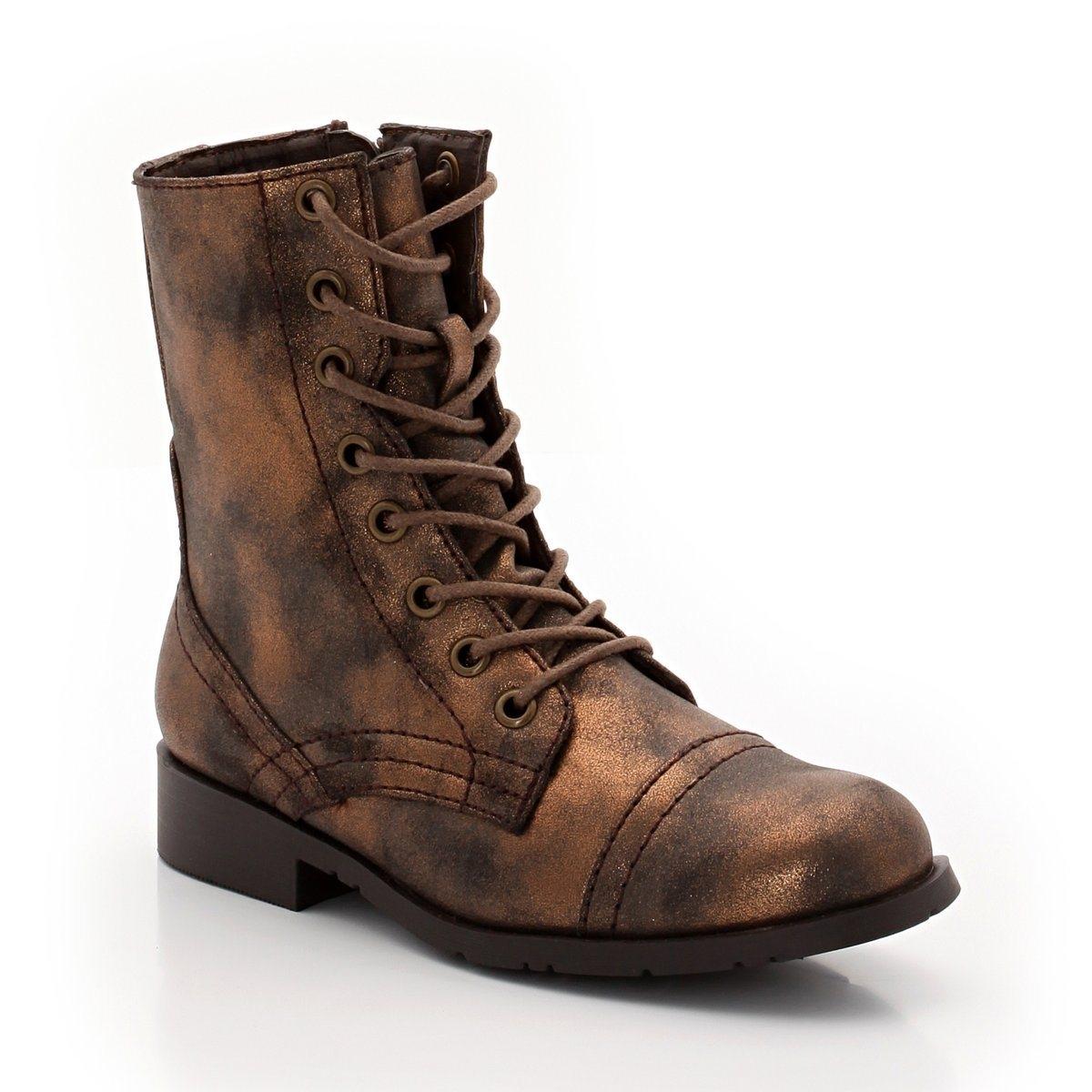 Ботинки со шнуровкой от La Redoute