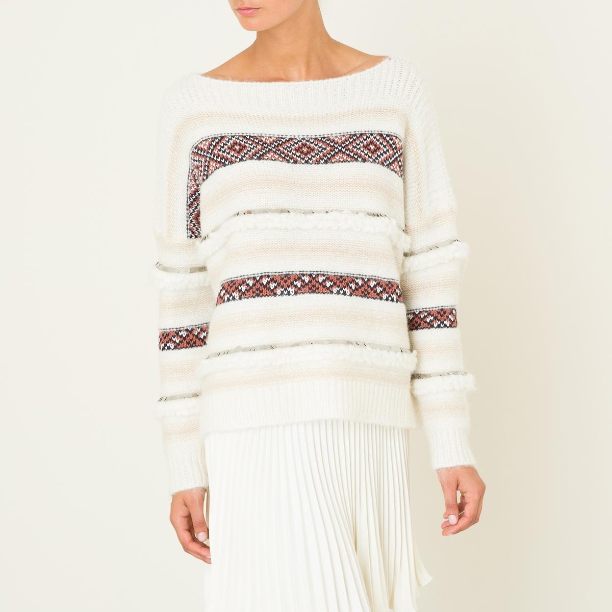 Пуловер женский EJAZ