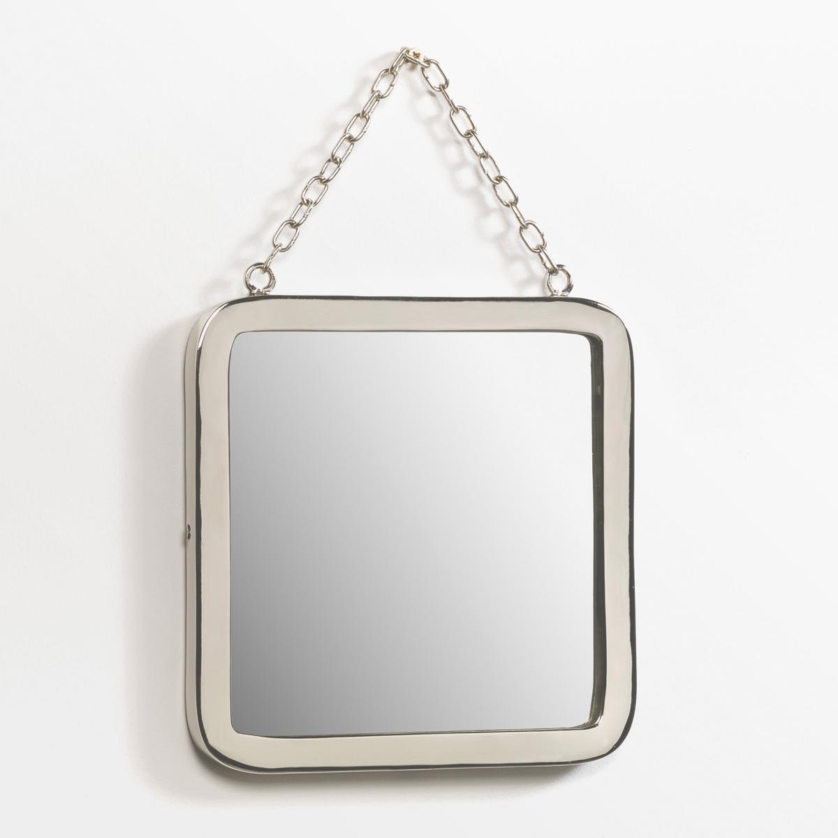Зеркало квадратное Д20 x В20 см, Barbier от La Redoute