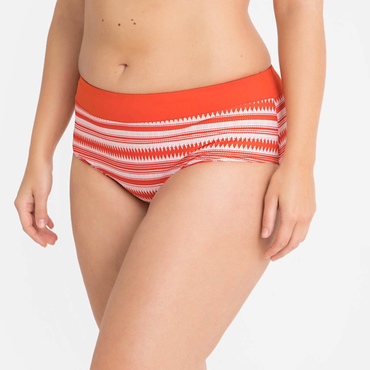 Shorties de banho, efeito ventre liso