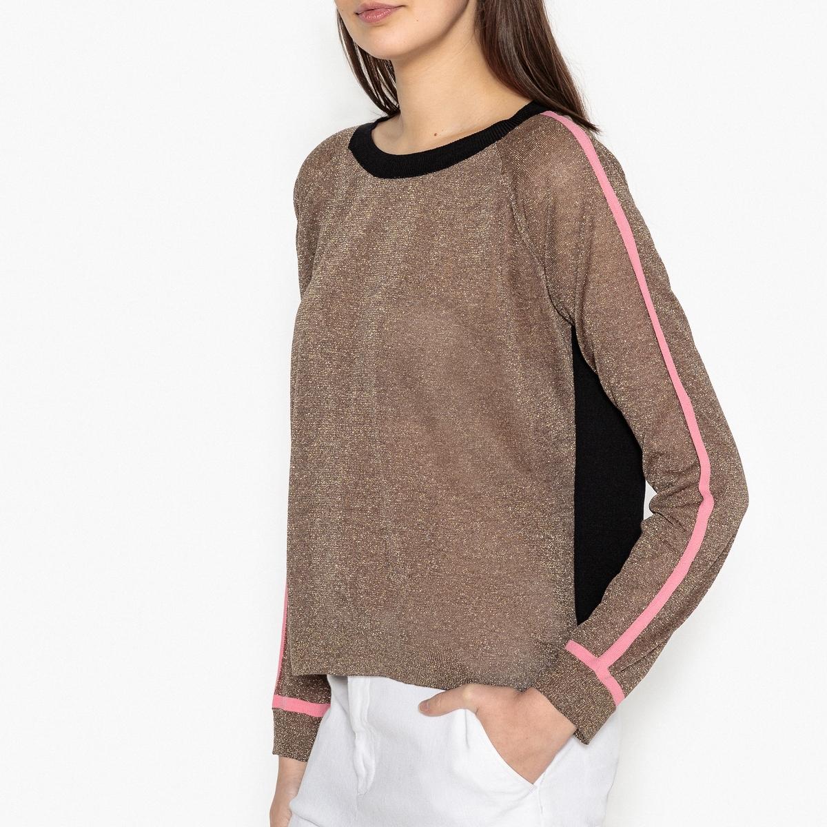 Пуловер из тонкого трикотажа и шелка DURIAN myone пуловер из шелка и хлопка