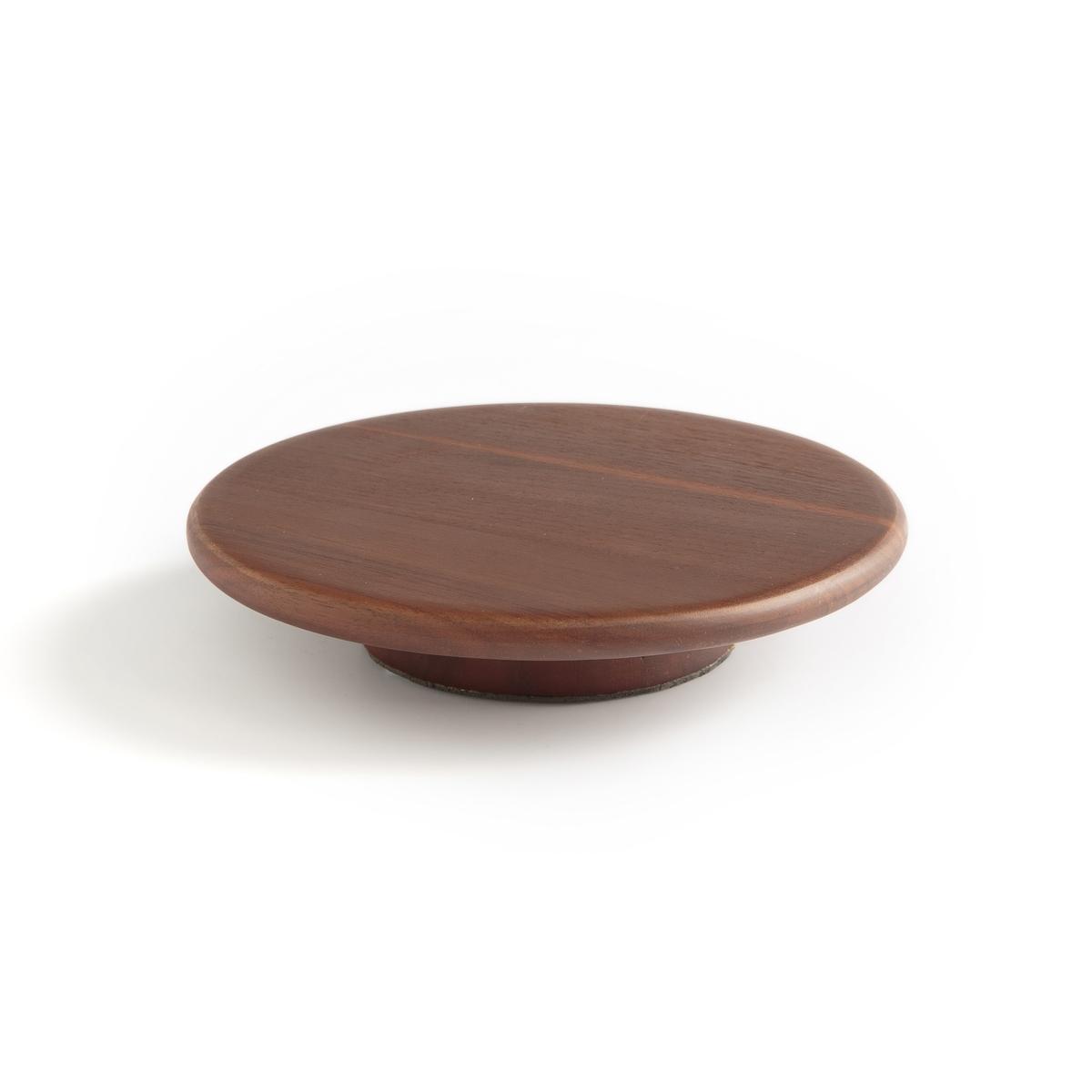 Подставка La Redoute Для блюда см из массива орехового дерева Heino единый размер другие