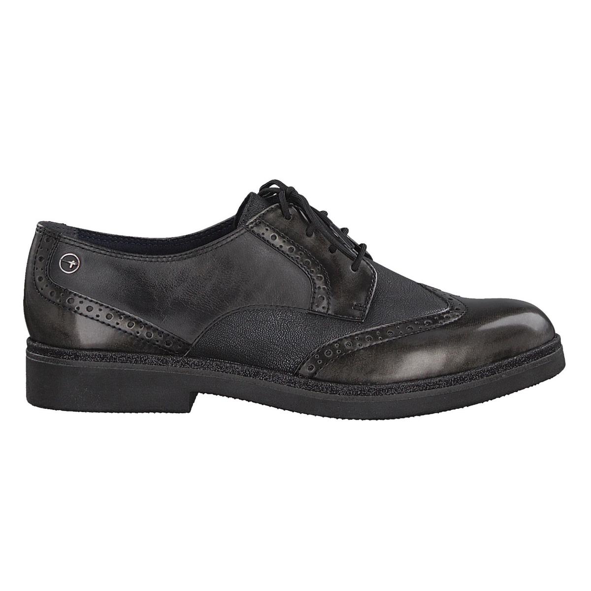 Ботинки-дерби кожаные Kela