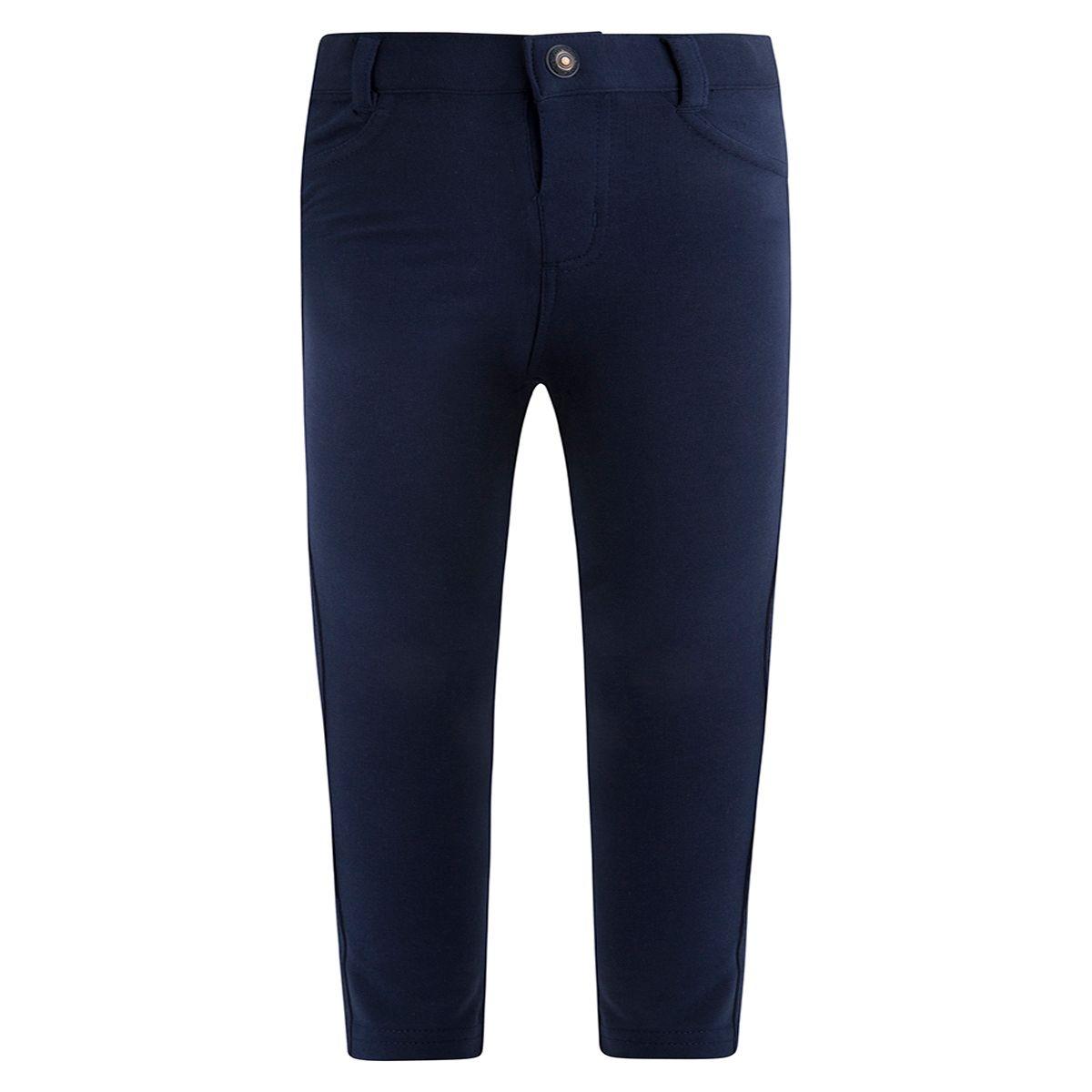 Pantalon bbcupe bébé fille bleu
