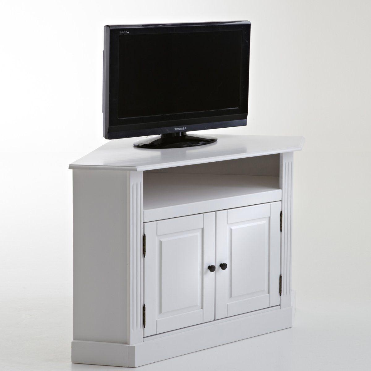 Meuble tv hi fi mobilier t l table de t l vision comparez et achetez a - Meuble tv d angle la redoute ...