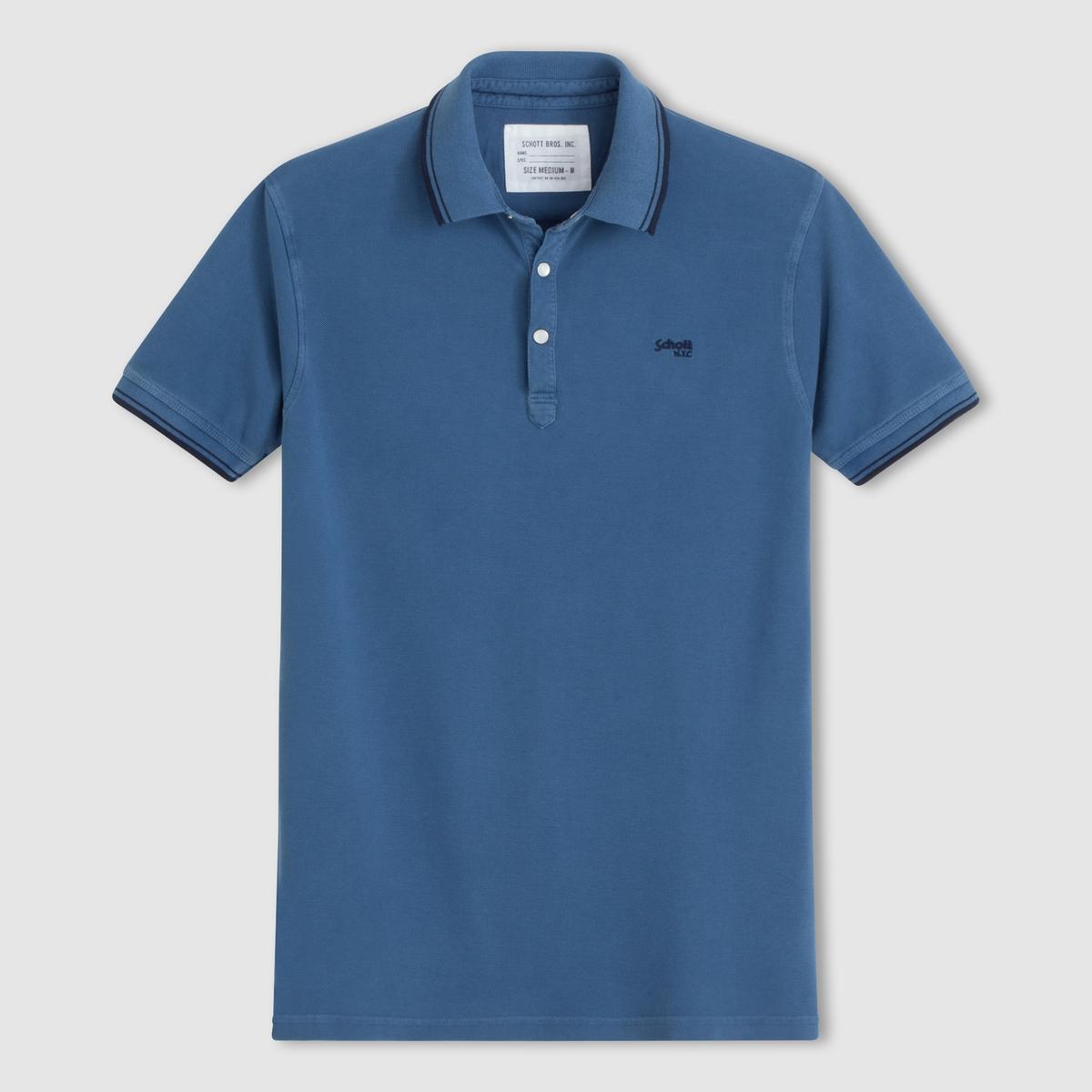 Футболка-поло с короткими рукавами rena lange футболка с короткими рукавами