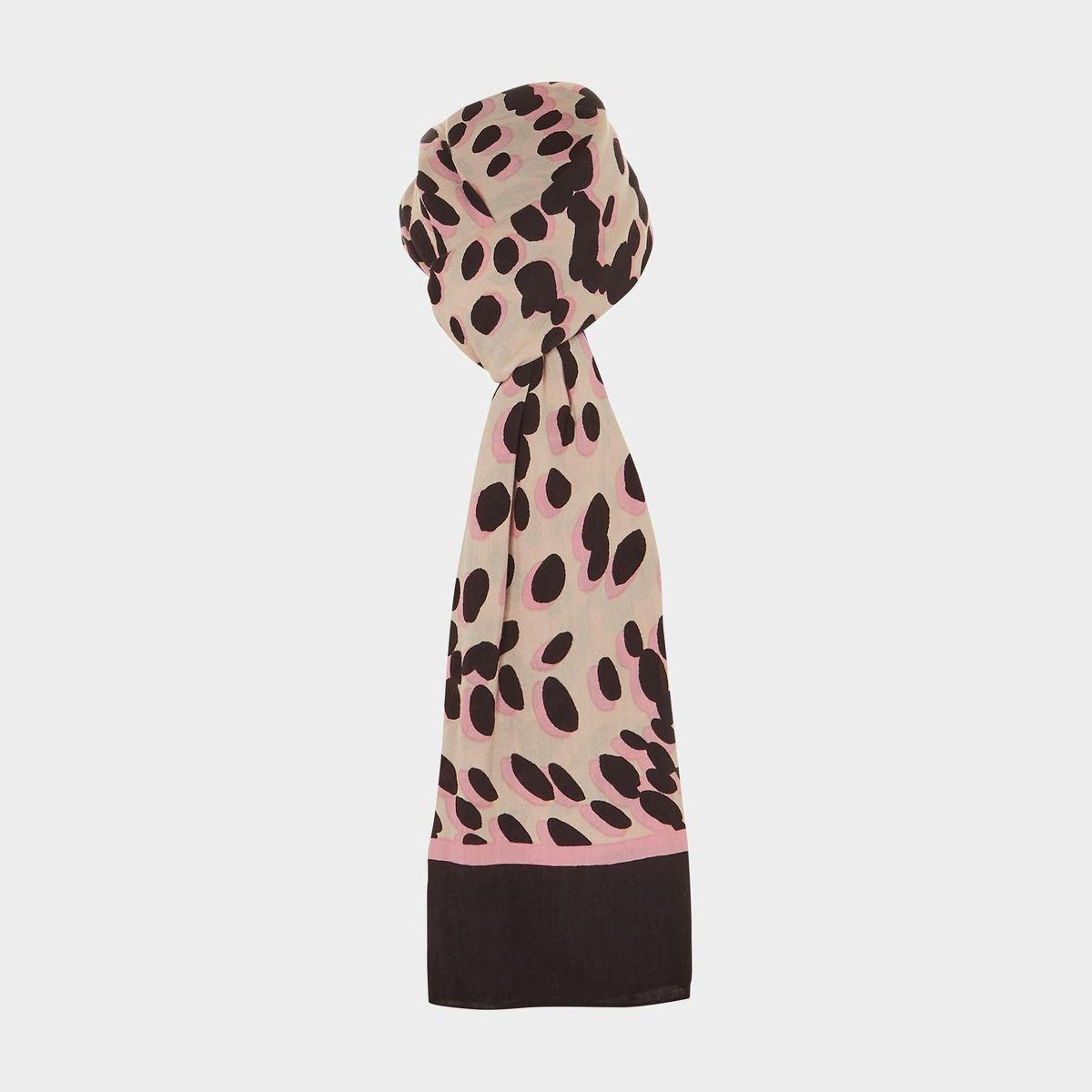 Foulard à imprimé léopard - LYBBY