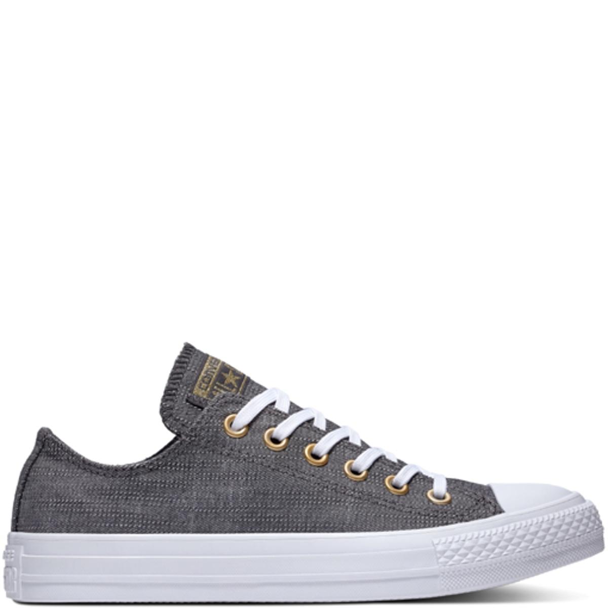 Imagen principal de producto de Zapatillas CTAS OX WASHED LINEN - Converse