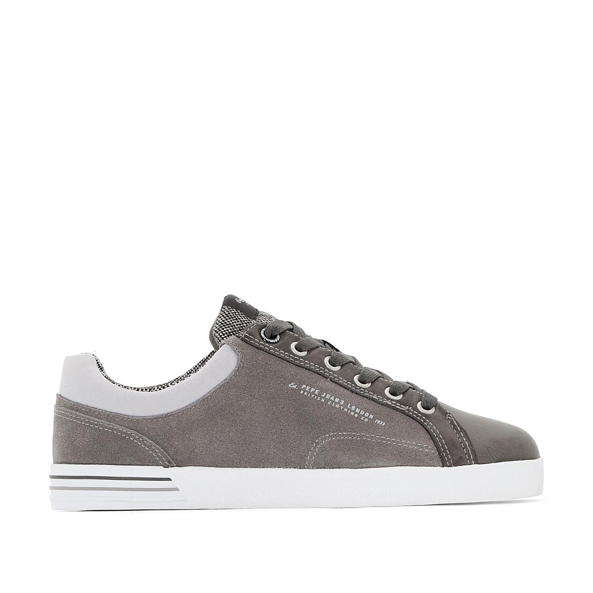 Кеды NORTH MIXОписание:Детали  •  Спортивный стиль •  Плоский каблук •  Высота каблука : 2 см.  •  Застежка : шнуровкаСостав и уход  •  Верх 5% эластана, 5% других волокон, 20% синтетического материала, 70% замши<br><br>Цвет: каштановый / синий,серо-коричневый<br>Размер: 42.41