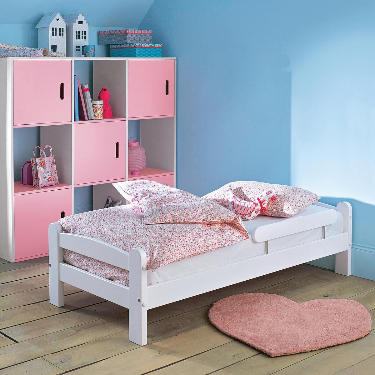 Кровать детская с бортиком LOAN