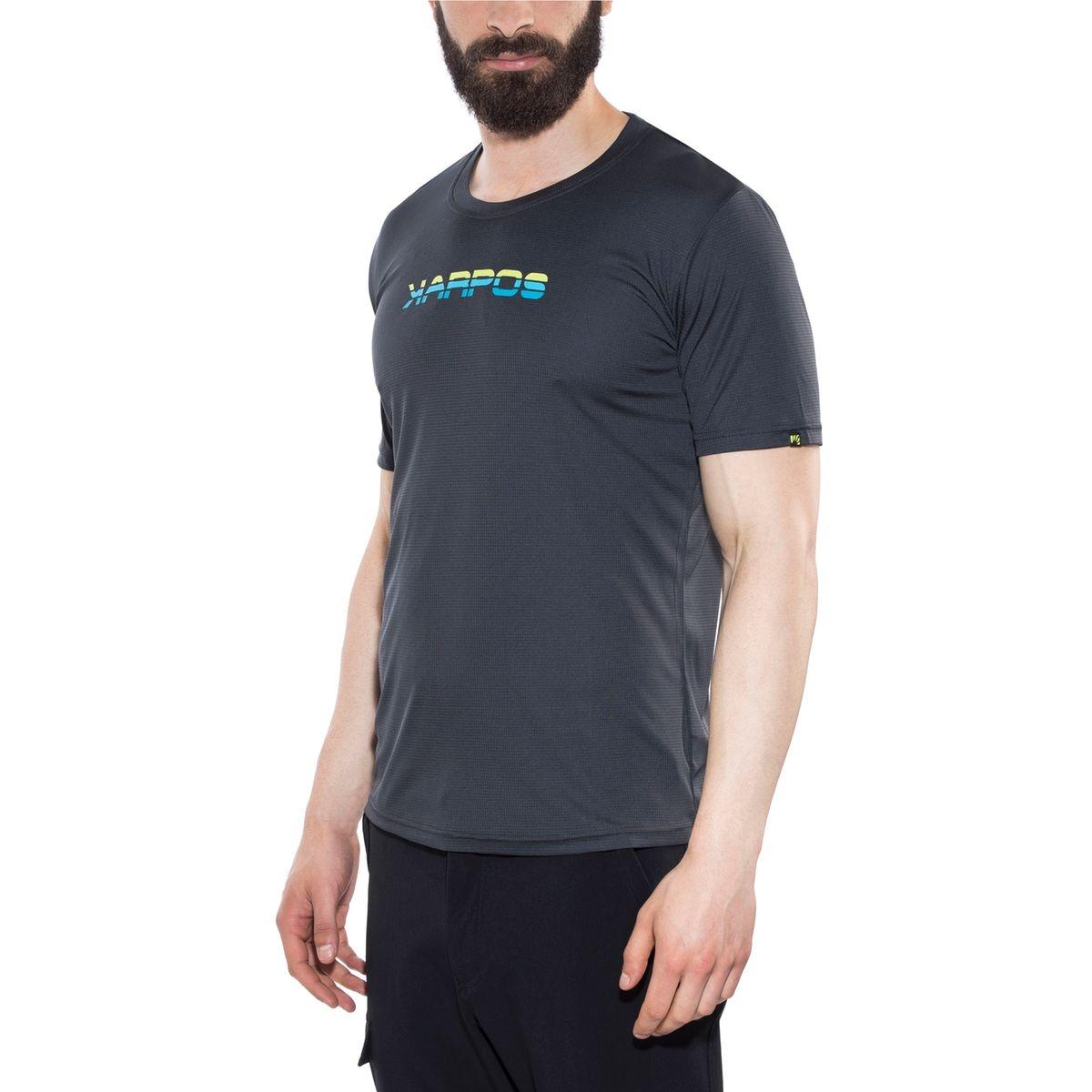 Loma - T-shirt course à pied Homme - gris