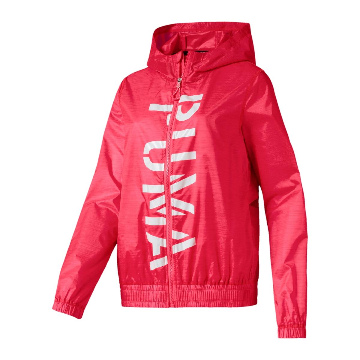 Sudadera Be Bold Graphic Woven Jacket