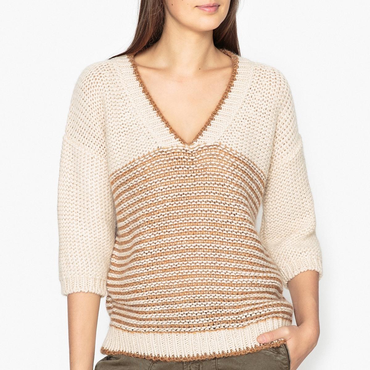 Пуловер блестящий STELLAIRE