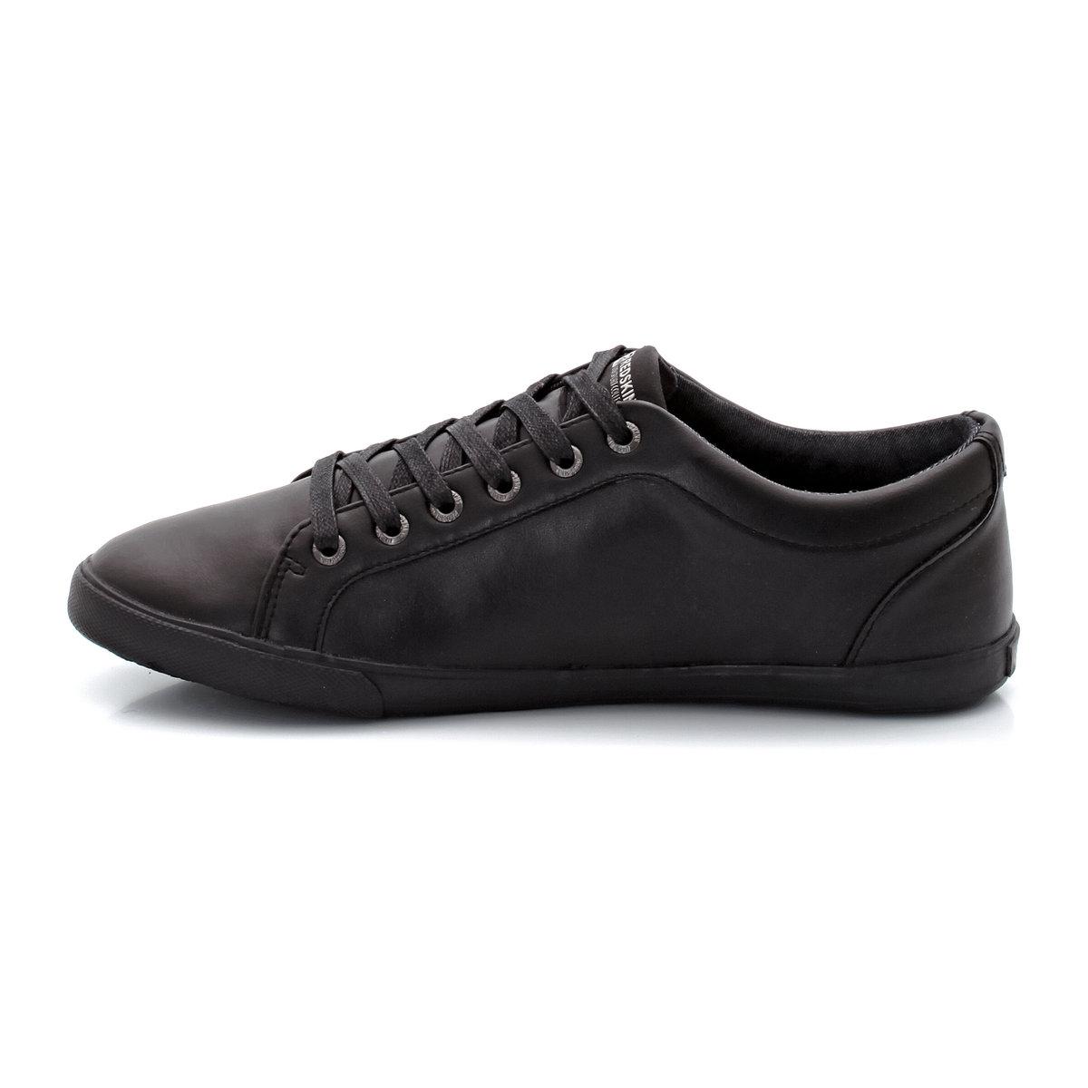 Кеды низкие на шнуровке