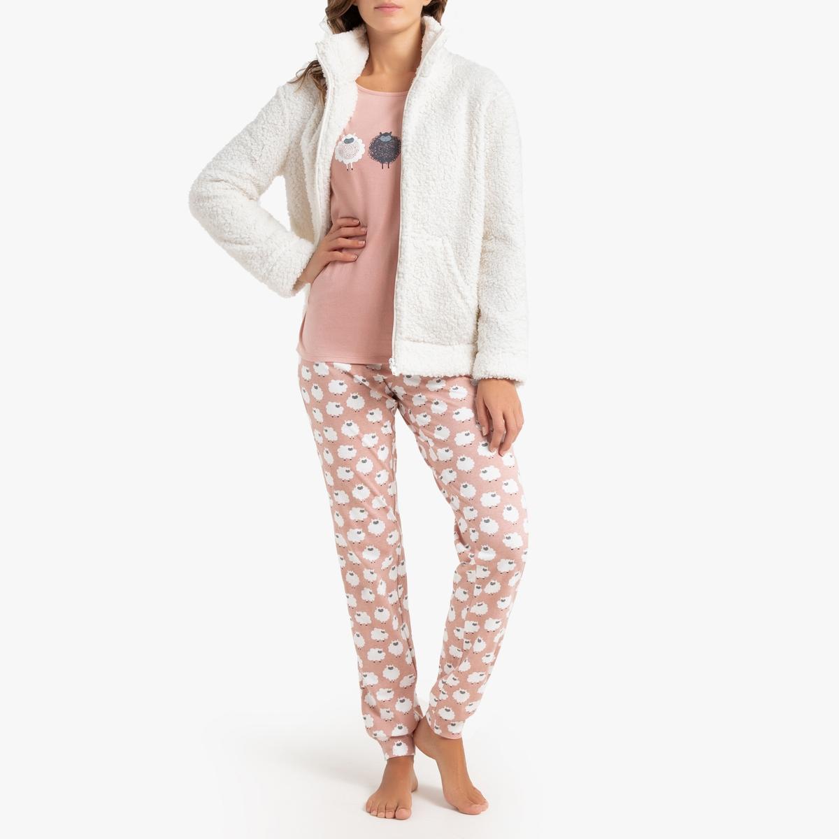 Pijama de 3 prendas